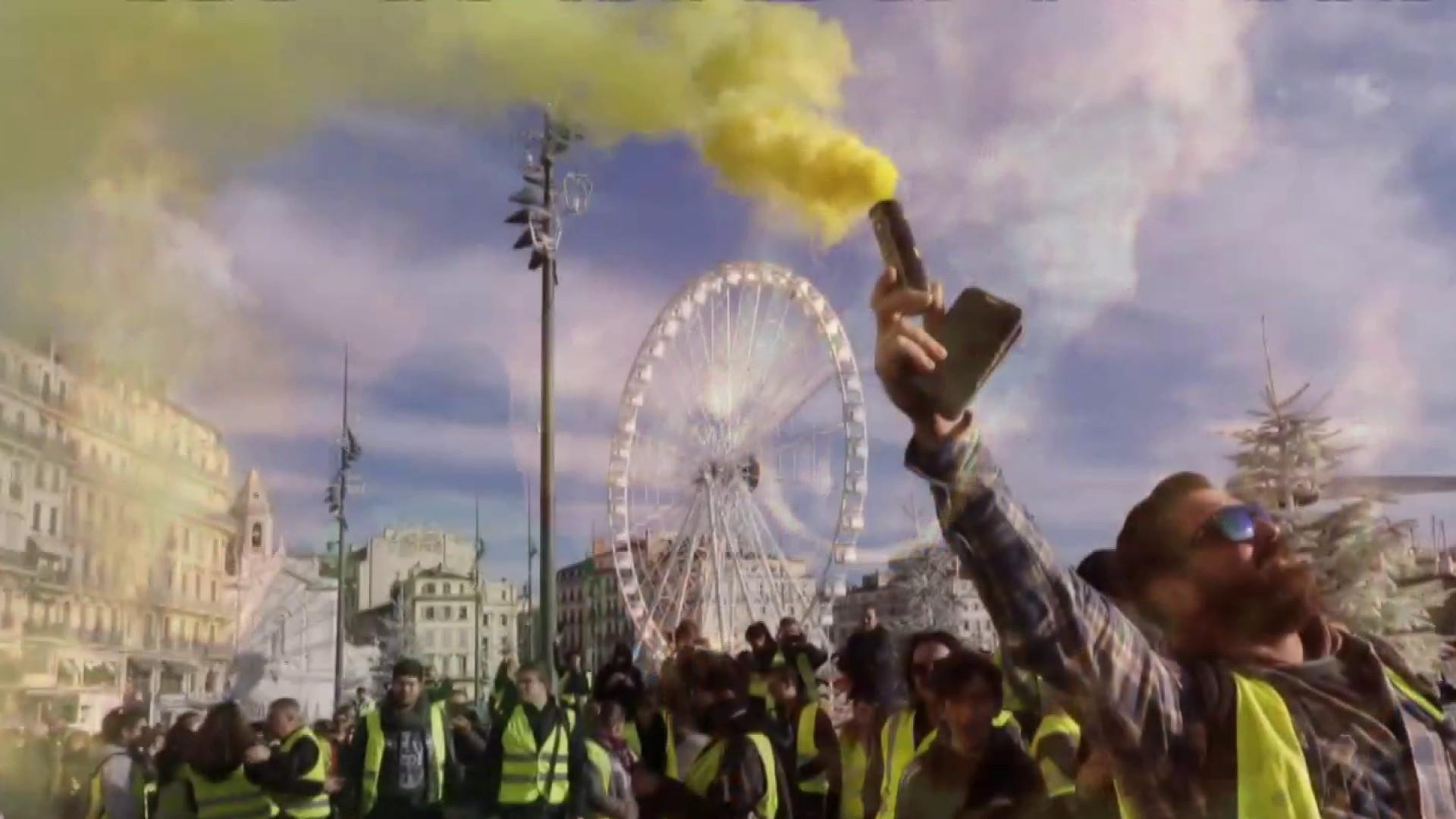 Paris riots could spur state of emergency