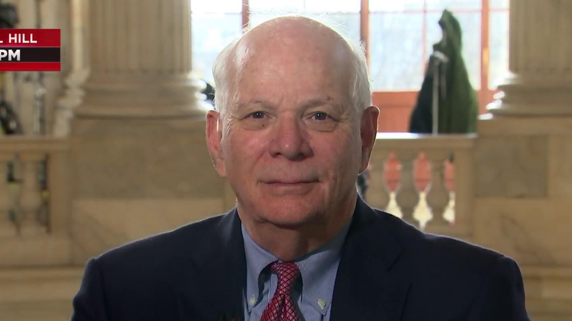 Senator Cardin: Let's spend money where it needs to be spent