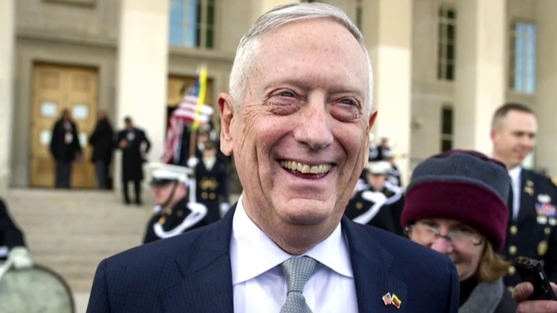 What does Mattis' resignation mean for national security?