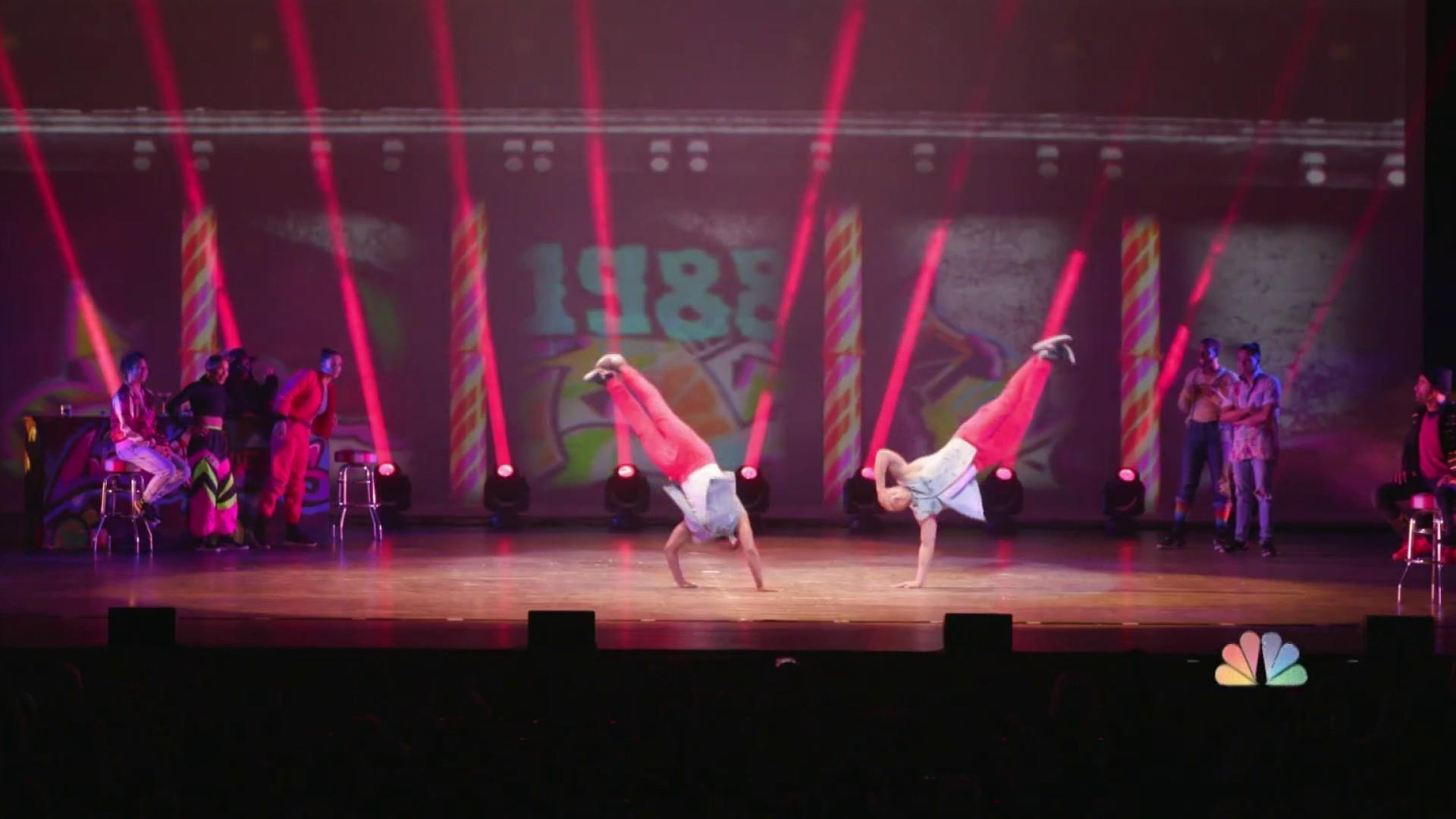 The Hip Hop Nutcracker adds a new twist to the classic ballet