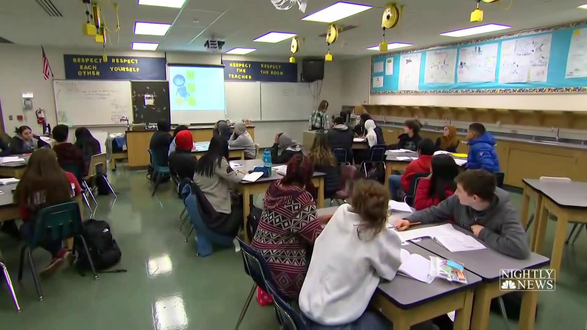 Seattle schools find proof that students benefit from extra sleep