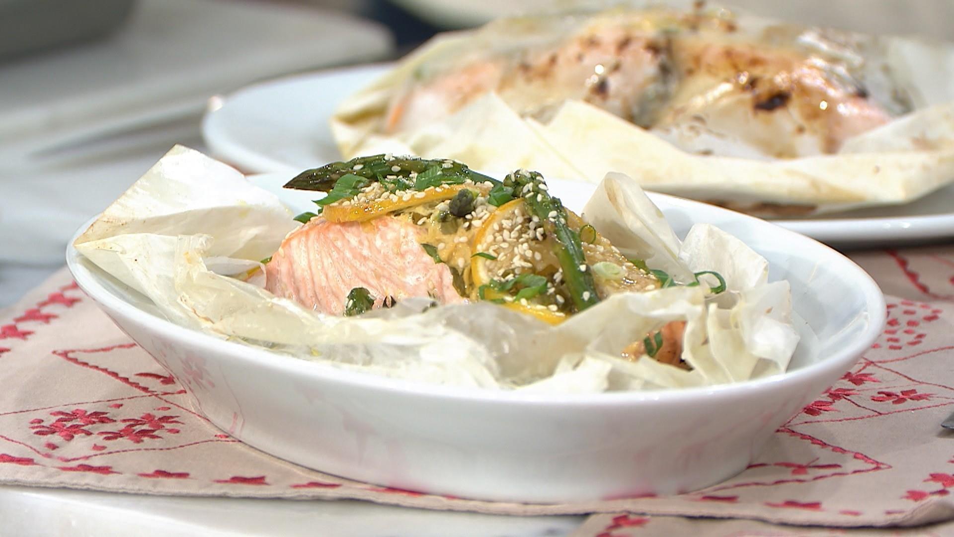Hawaiian Chicken In Foil Recipe