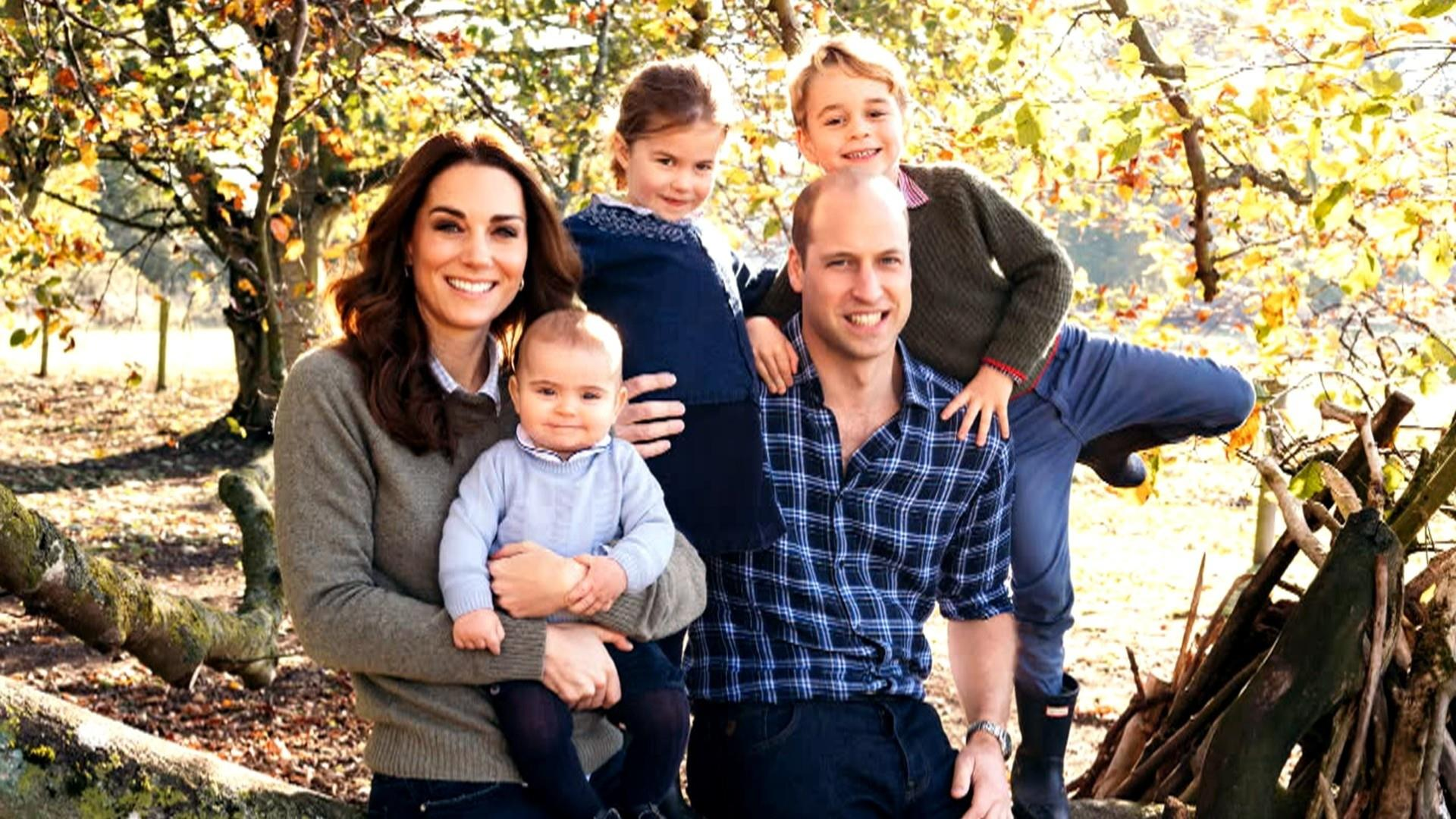 Royal Family Christmas Card 2019 Royal family releases their 2018 Christmas card photos