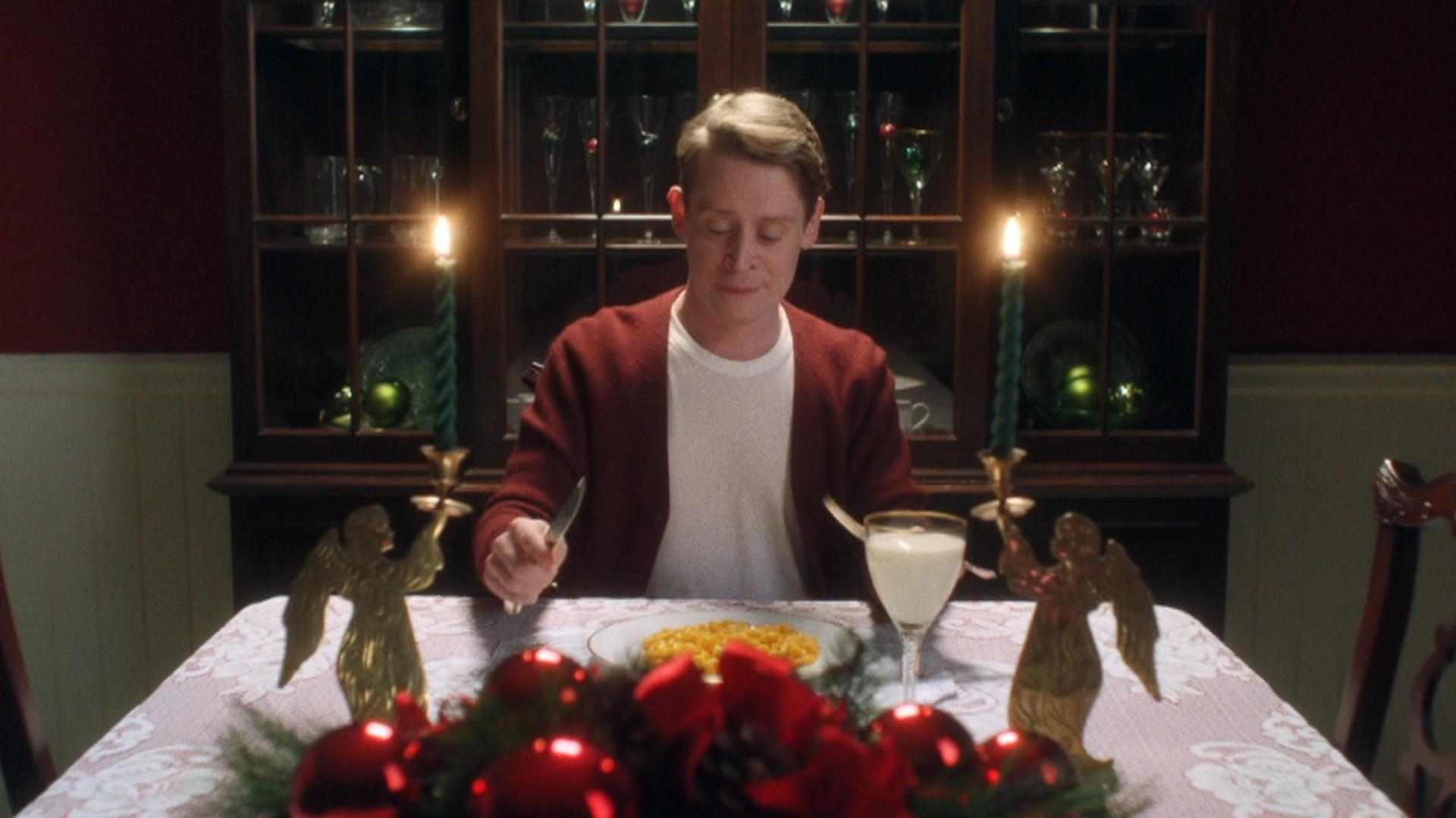 Macaulay Culkin Returns As Kevin From Home Alone In Google Ad