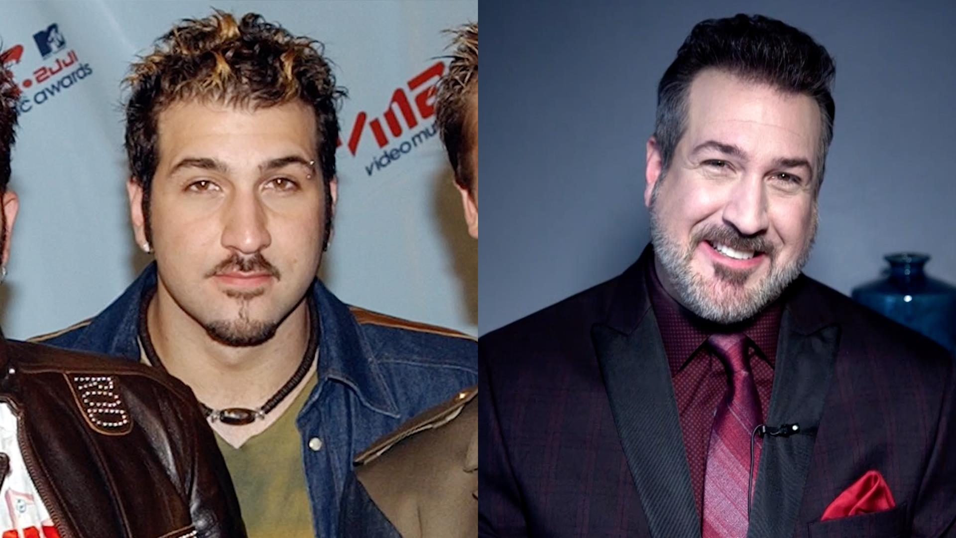 Joey Fatone reveals 1st impressions of 'N Sync bandmates — and funniest fan story