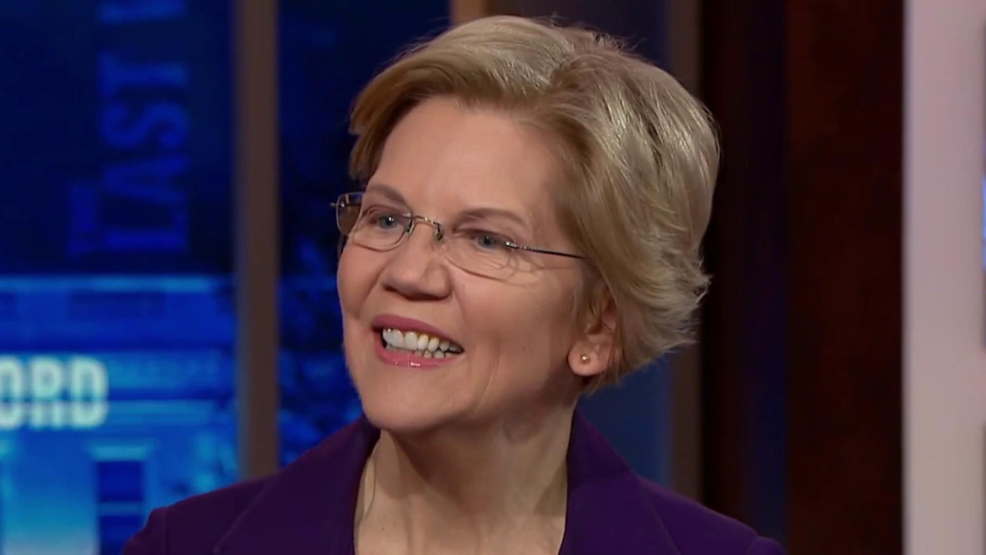 Sen. Warren: Trump should say he's sorry for shutdown