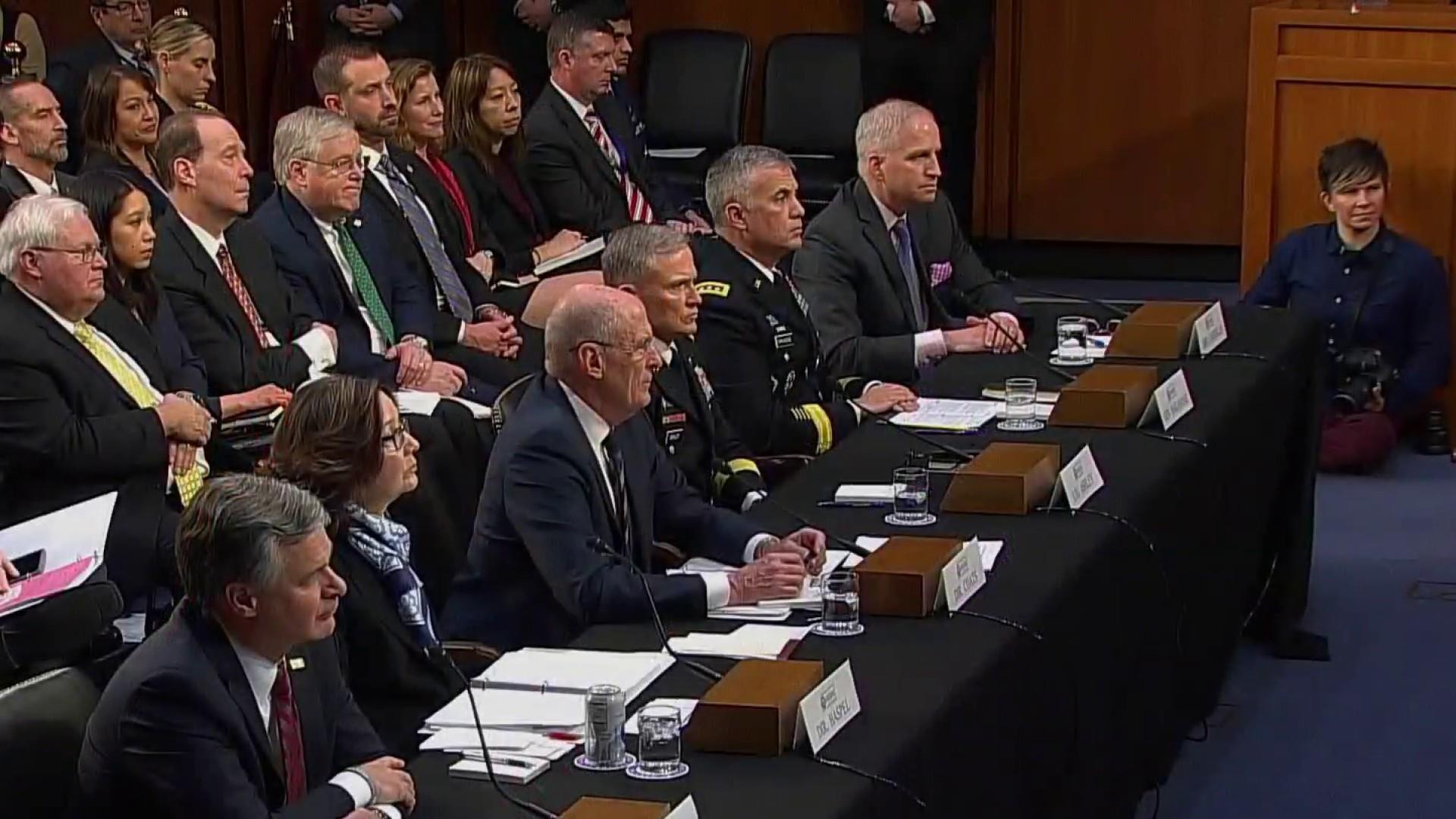 Sen. Schumer calls for Intel. 'Intervention' to educate Trump
