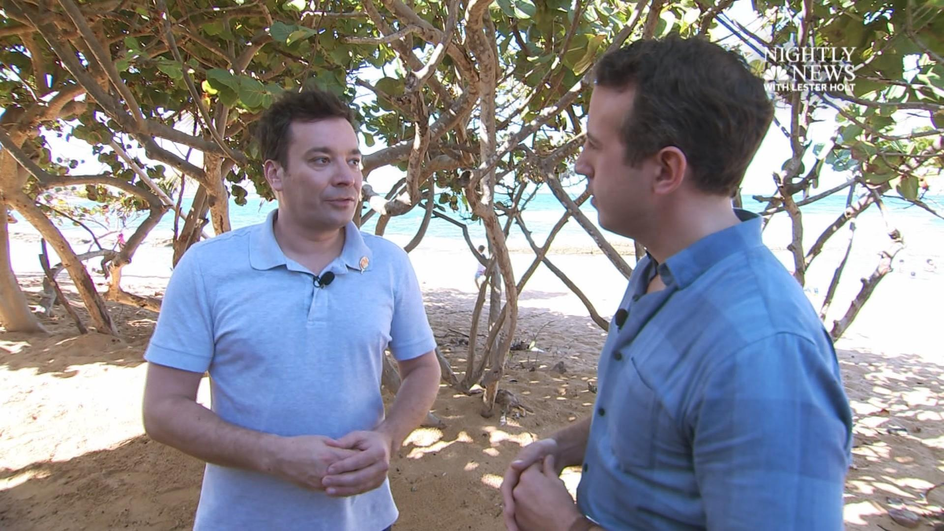 American detained in ISIS territory in Syria speaks to NBC's Richard Engel