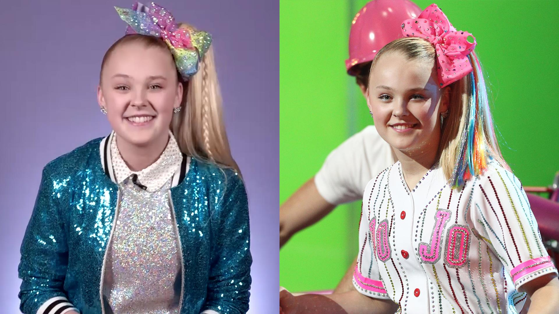 Jojo Siwa Ditches Ponytail And Bow And Shows Wavy Hair On Tiktok