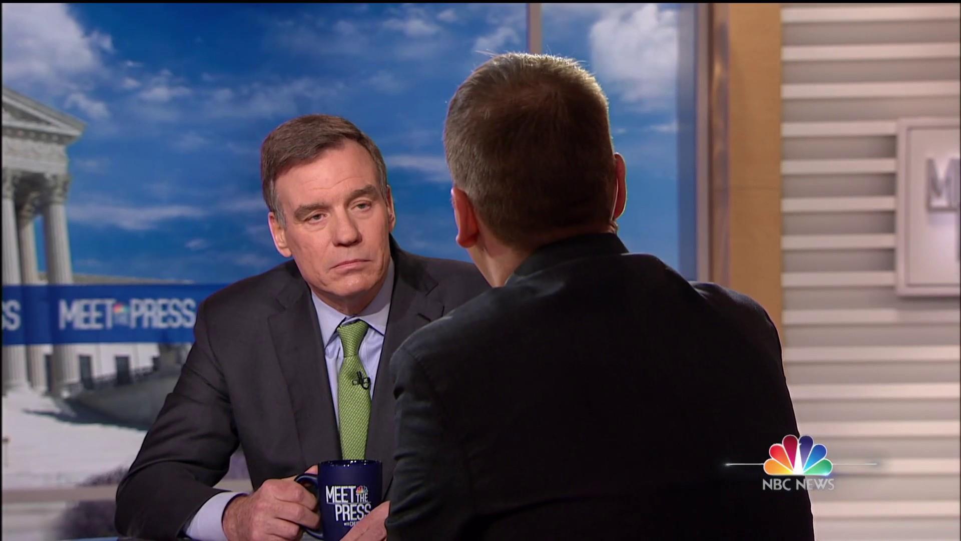 Warner: Trump 'kowtowed to the Russian President'