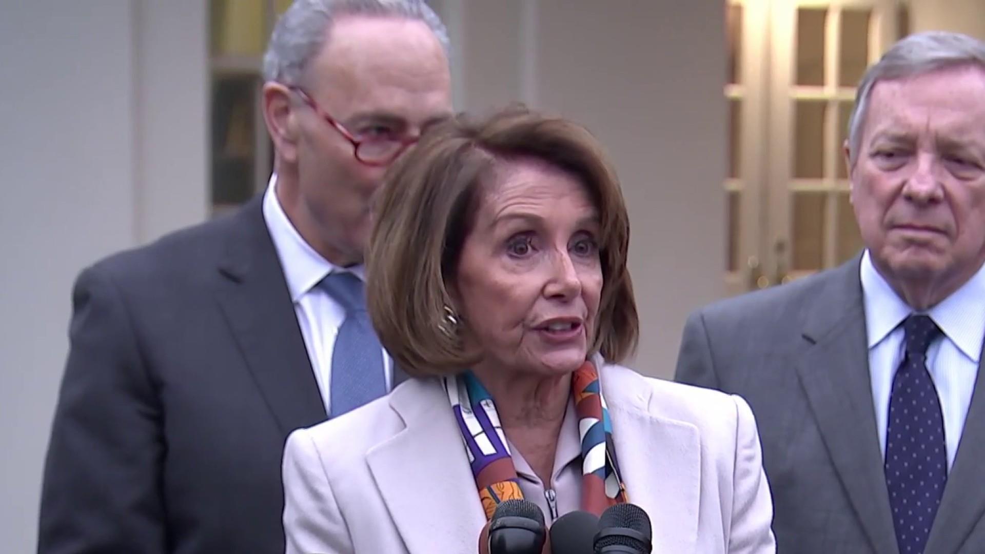 Rattled Trump braces for Nancy Pelosi era