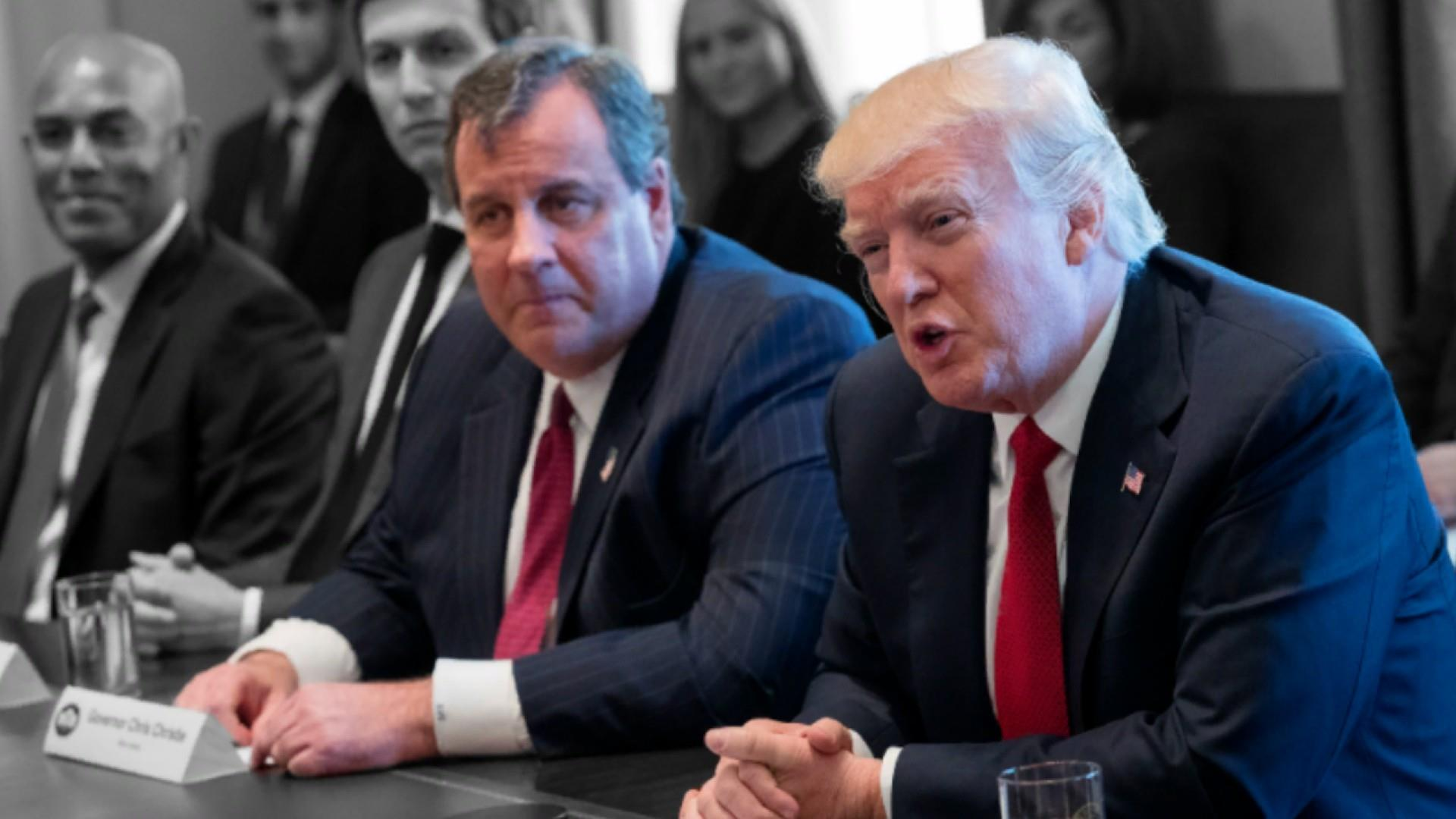 Christie isn't at all curious about the Russians at Trump's 2016 RNC