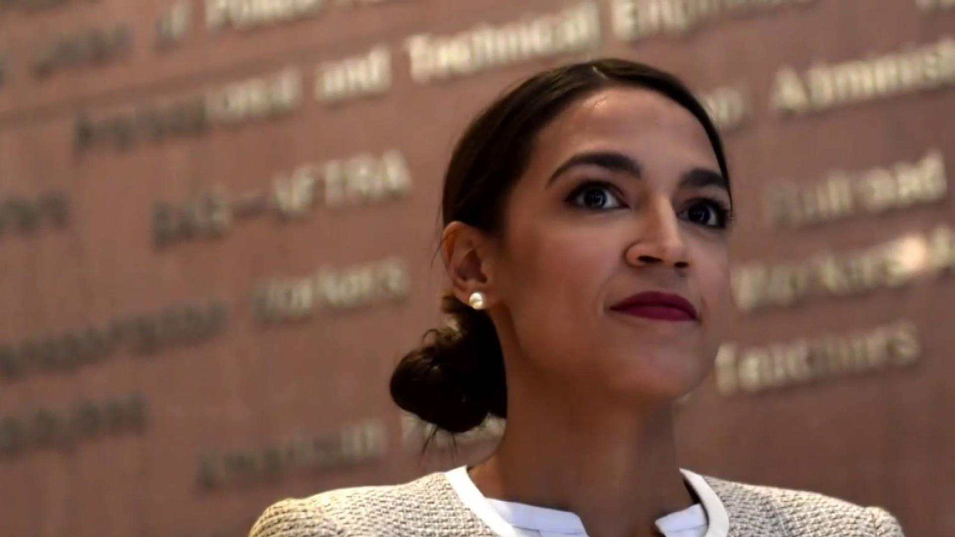 Trump allies & FOX News targeting Rep. Alexandria Ocasio-Cortez