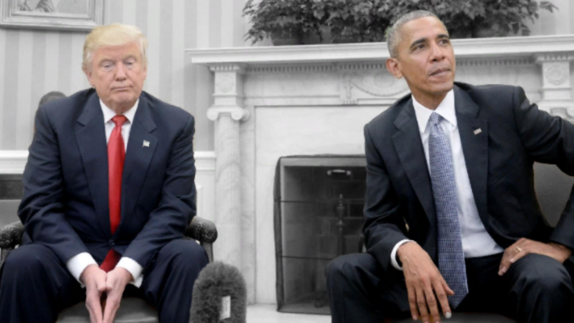 How Trump administration is undoing Obama's foreign policy legacy