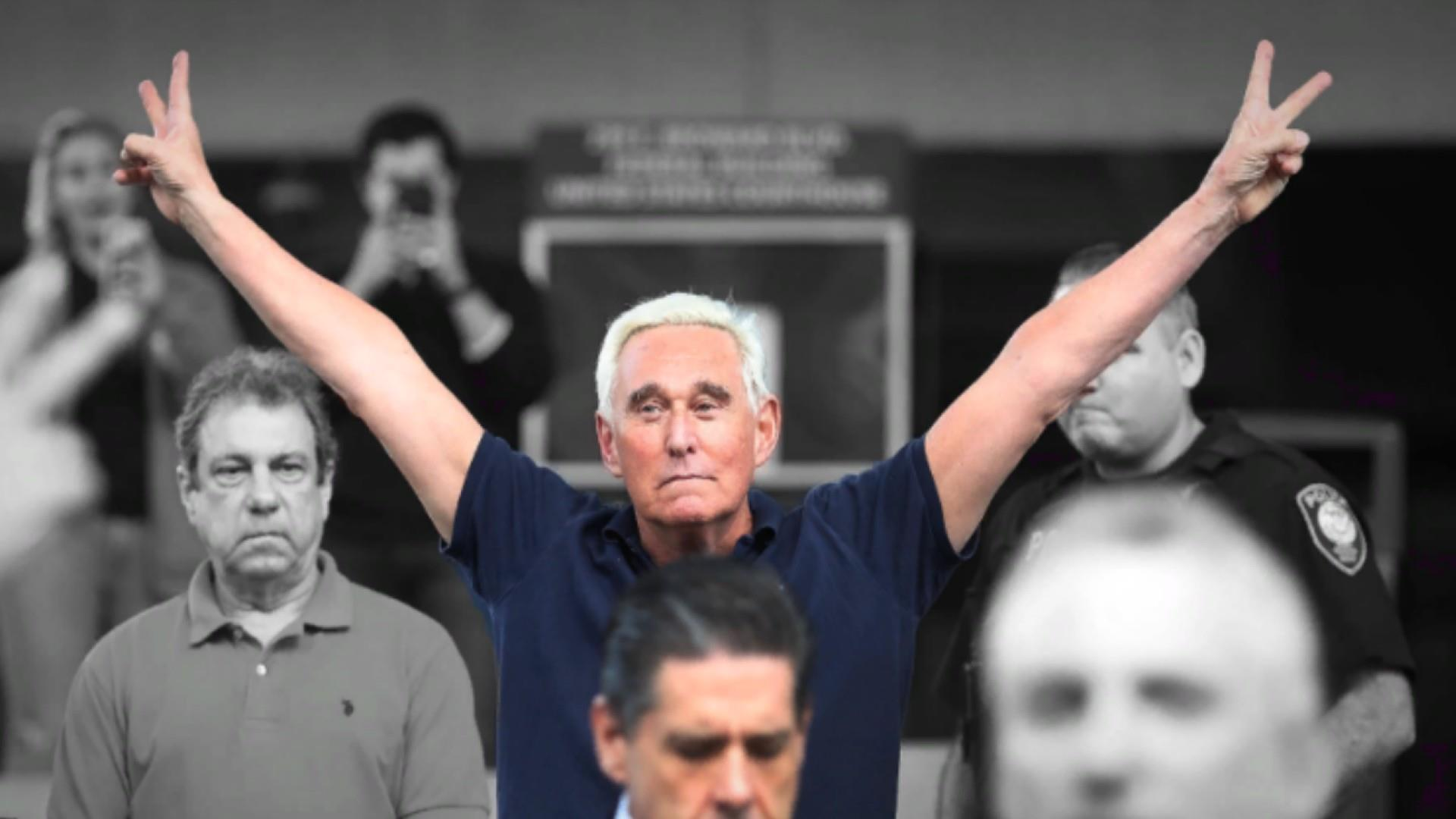 What Roger Stone's indictment tells us about Mueller investigation