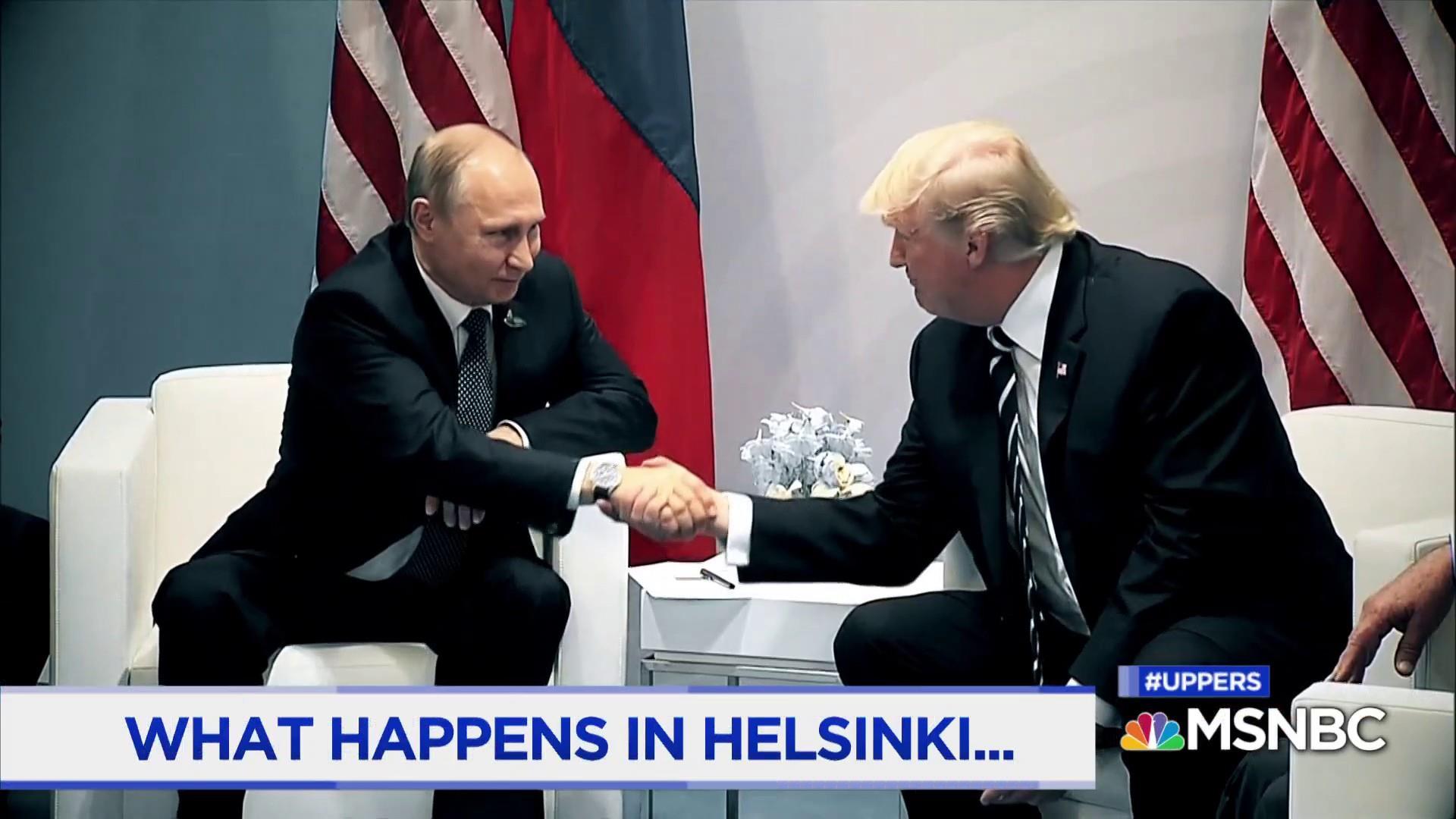 Wash Post: Trump hid details of Putin mtg. from senior advisors