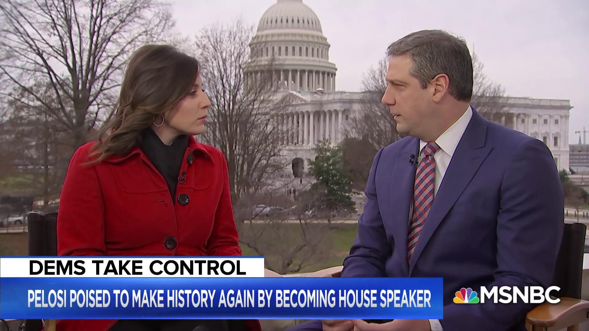 What will Democrats do with control of the House?
