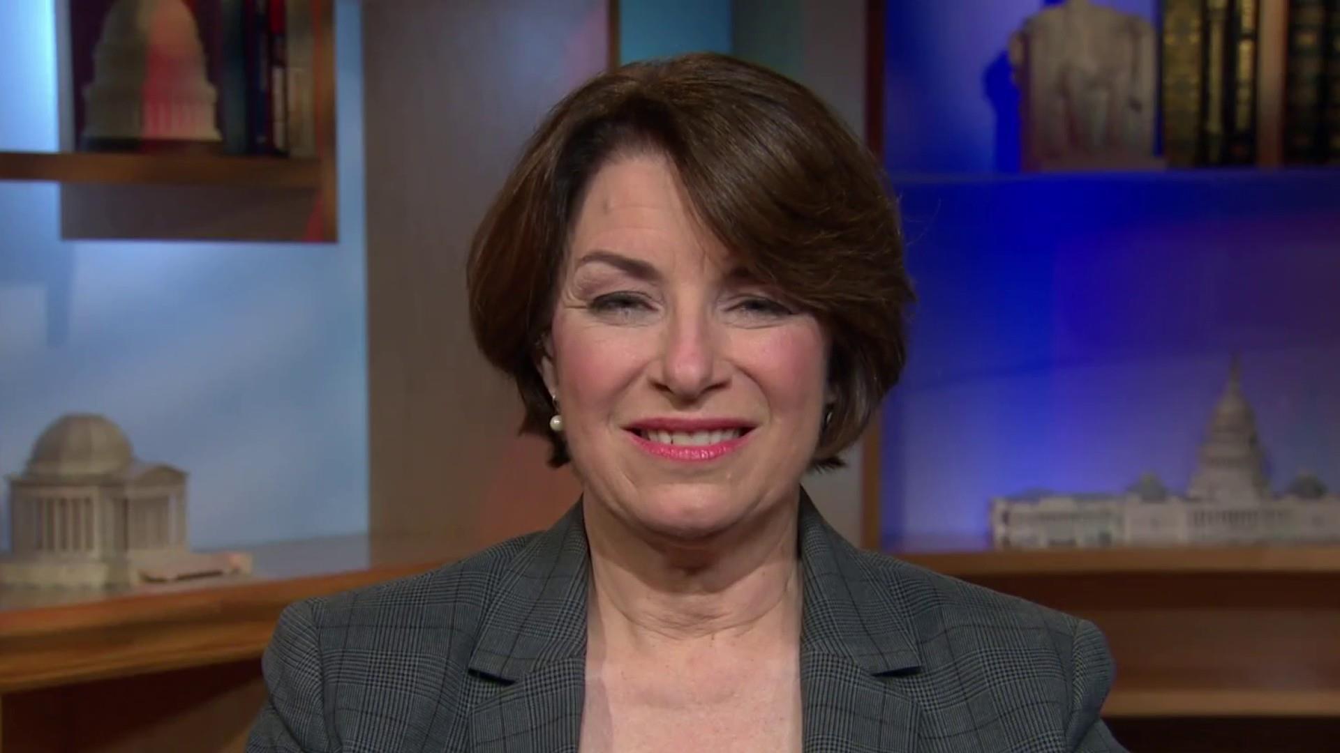 Sen. Klobuchar on shutdown: Workers shouldn't be pawns