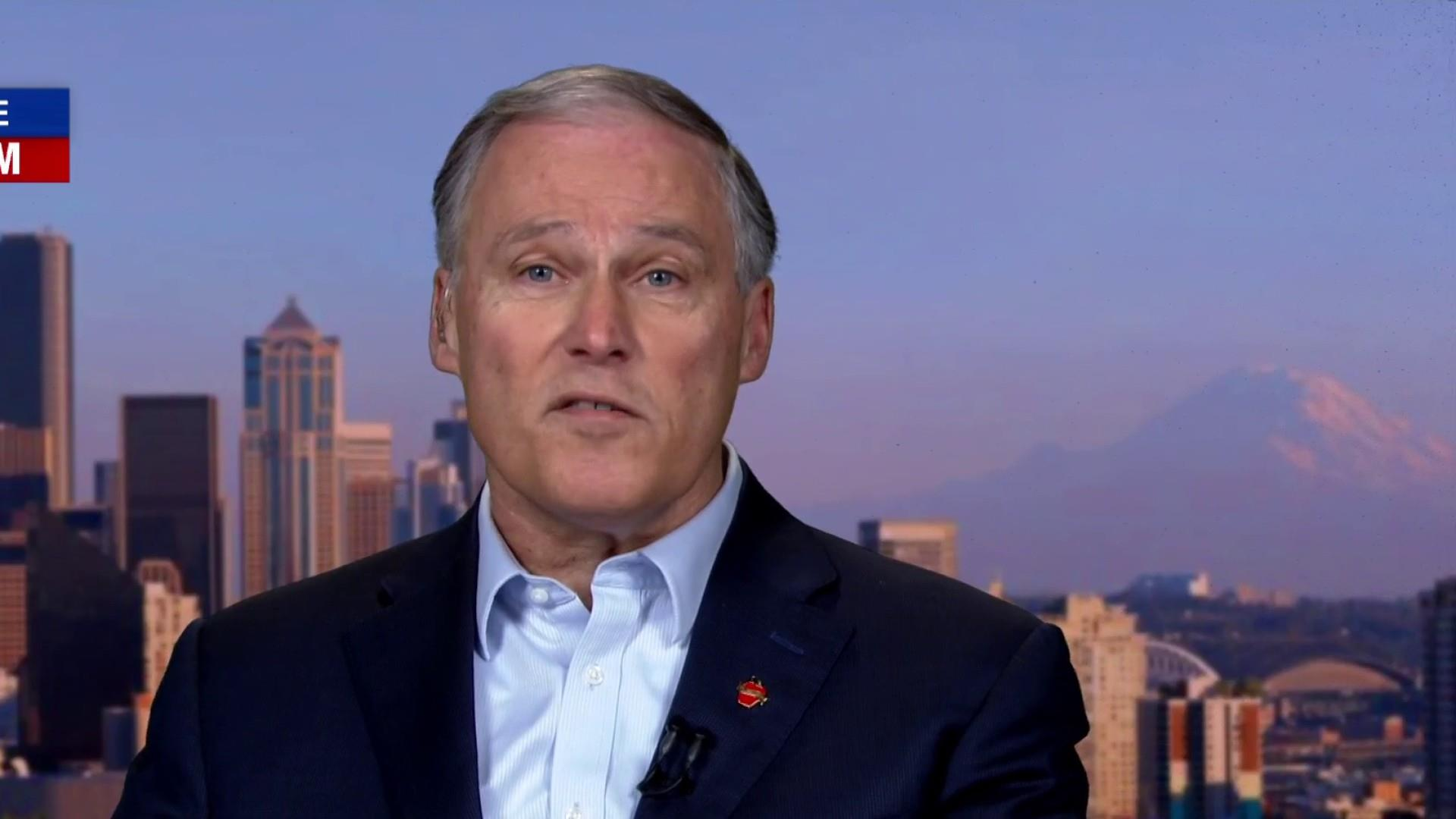 Jay Inslee: The next President needs to make climate change 'a priority'