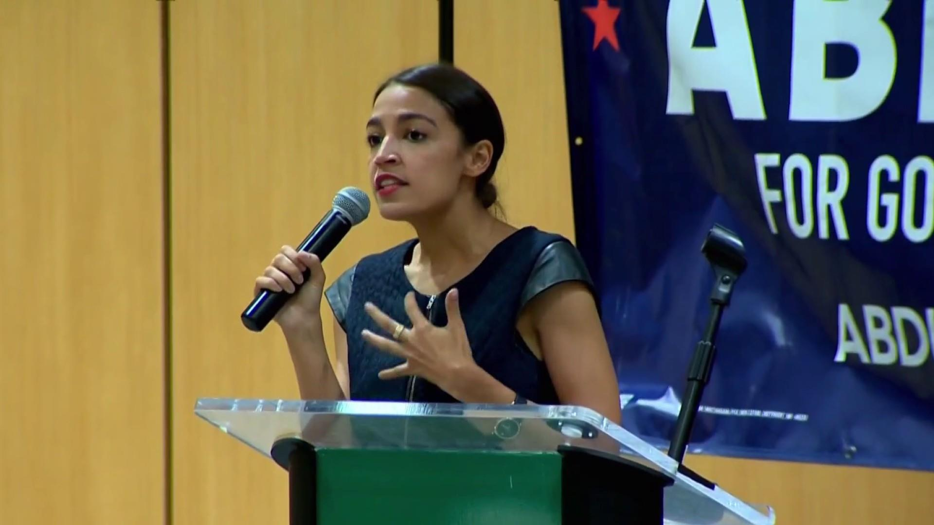 Why the right is obsessed with Rep. Ocasio-Cortez