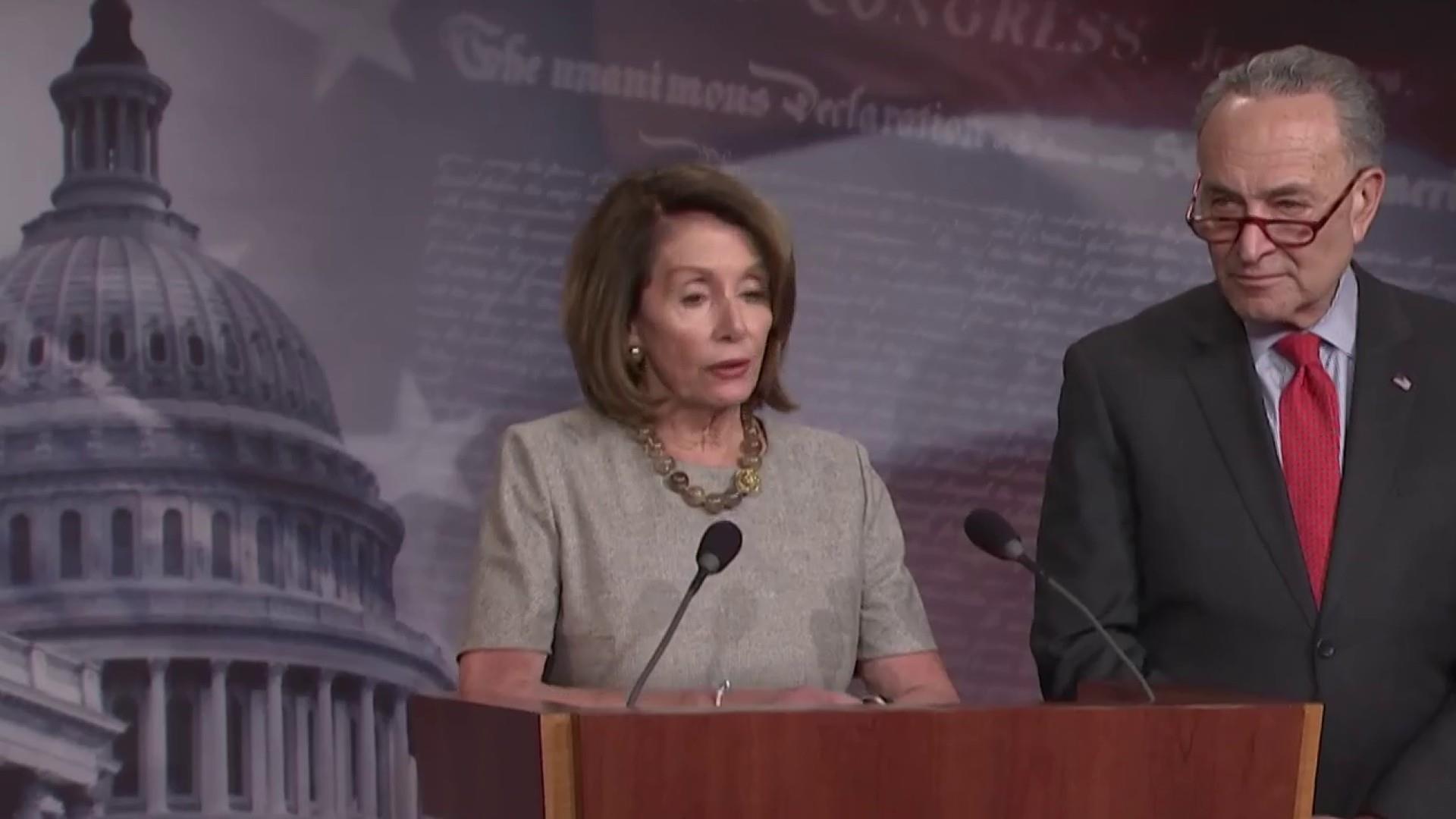 Congress approves measure ending government shutdown