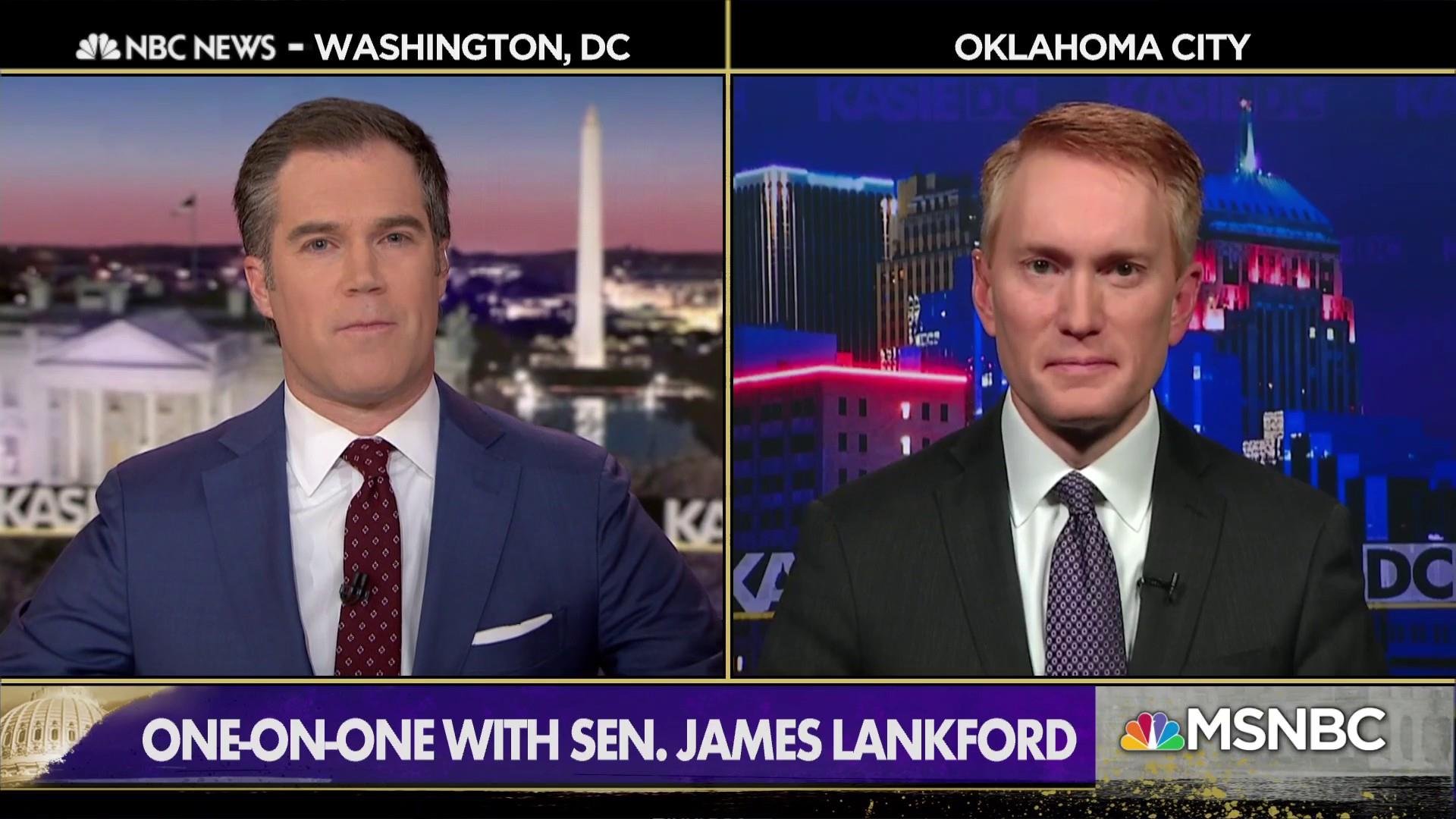Sen. Lankford: We 'should have some resolution' for DACA recipients