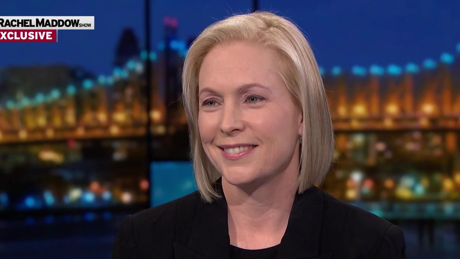 Senator Gillibrand: Each Trump nominee 'wasn't worthy of my vote'