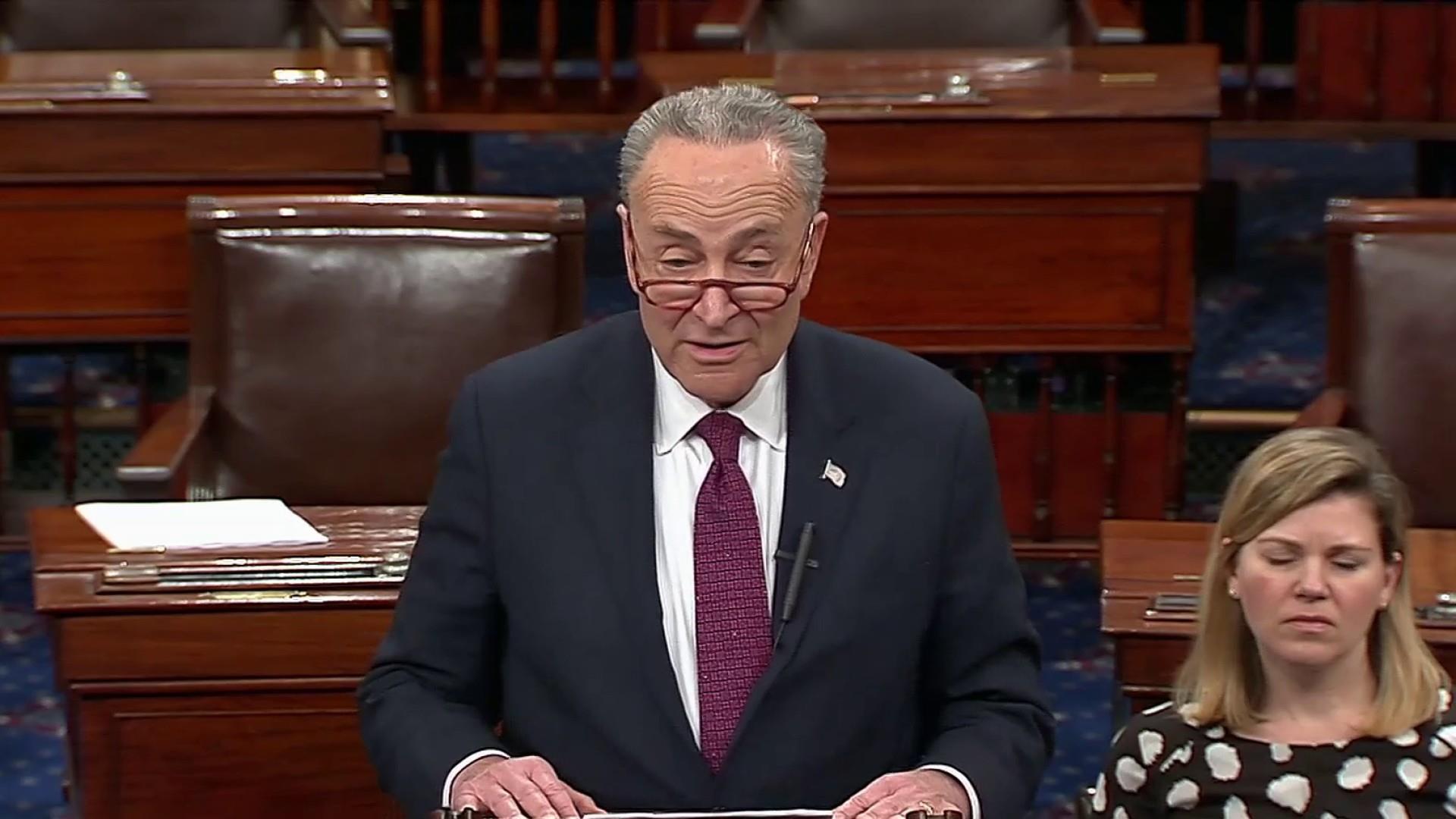 Rare chance for Senate Democrats to force Russia sanctions vote