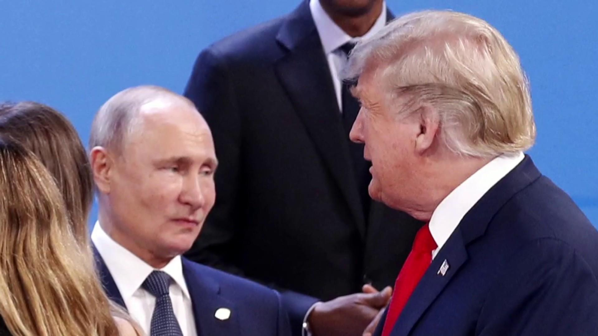Why Trump didn't want US translator when talking to Putin