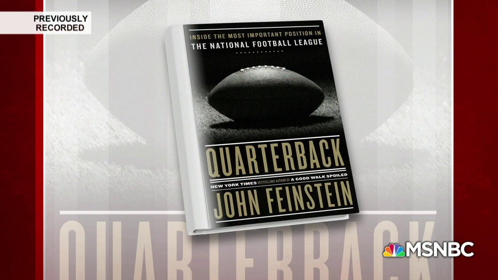 Inside life as an NFL starting quarterback