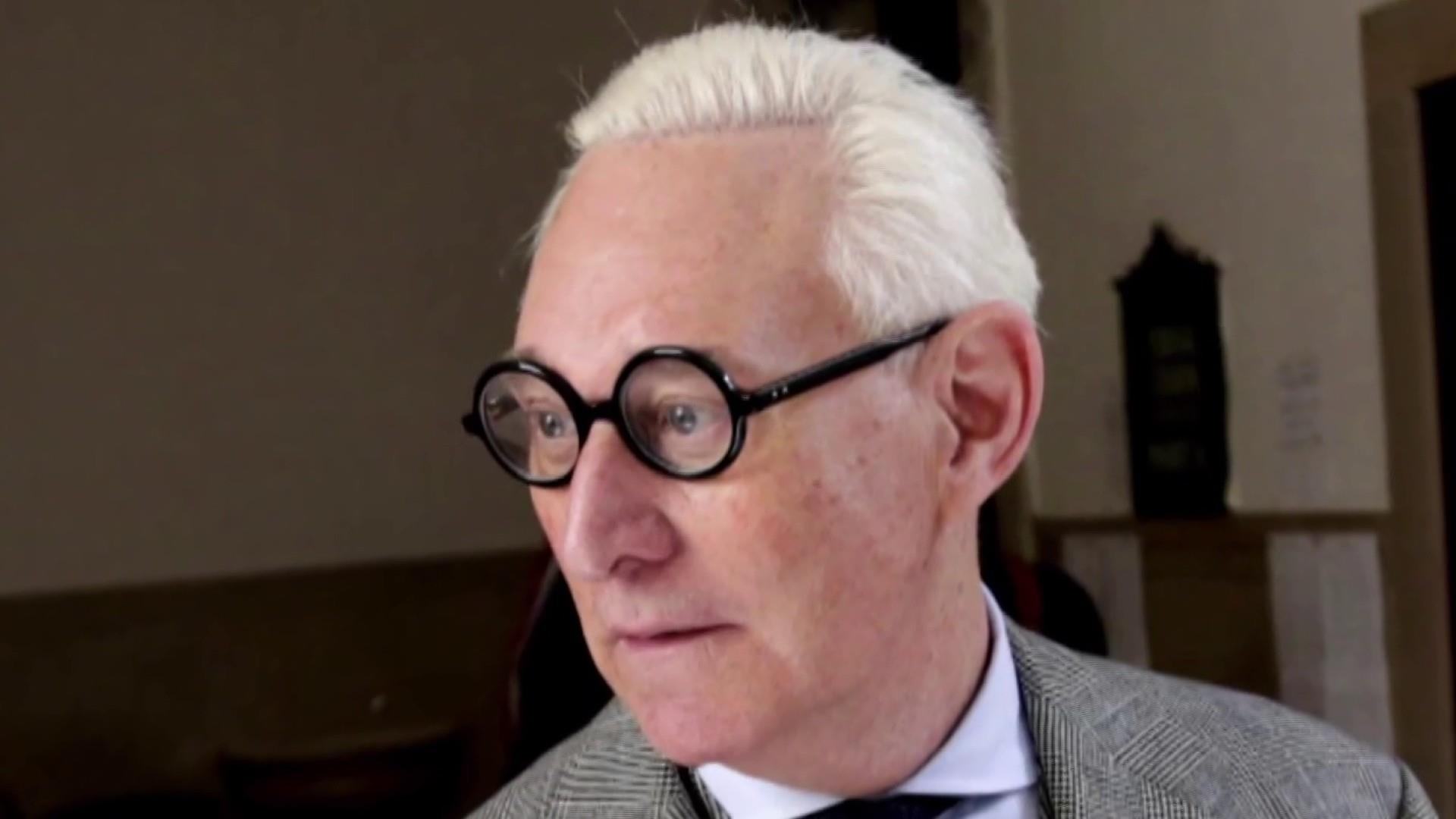 Trump ally Roger Stone arrested