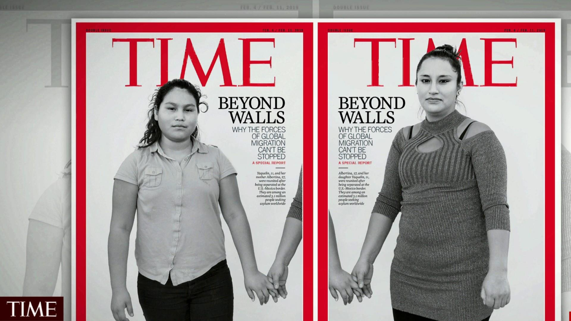 Time unveils in-depth report on global migration