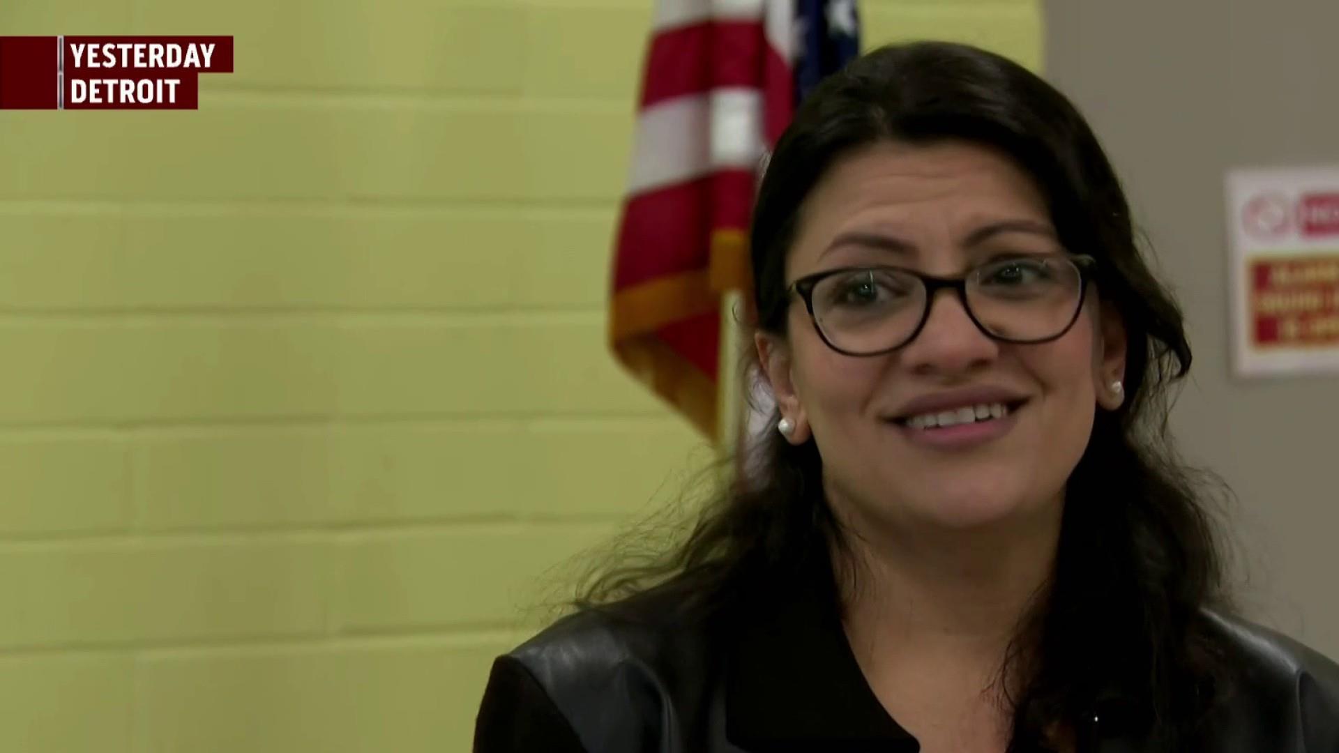 A congresswoman's teachable moment