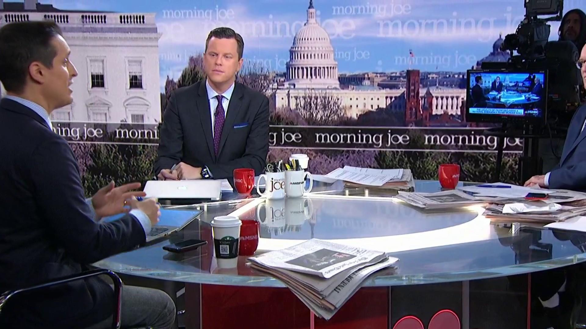 Senate Republicans slowly peel away from shutdown