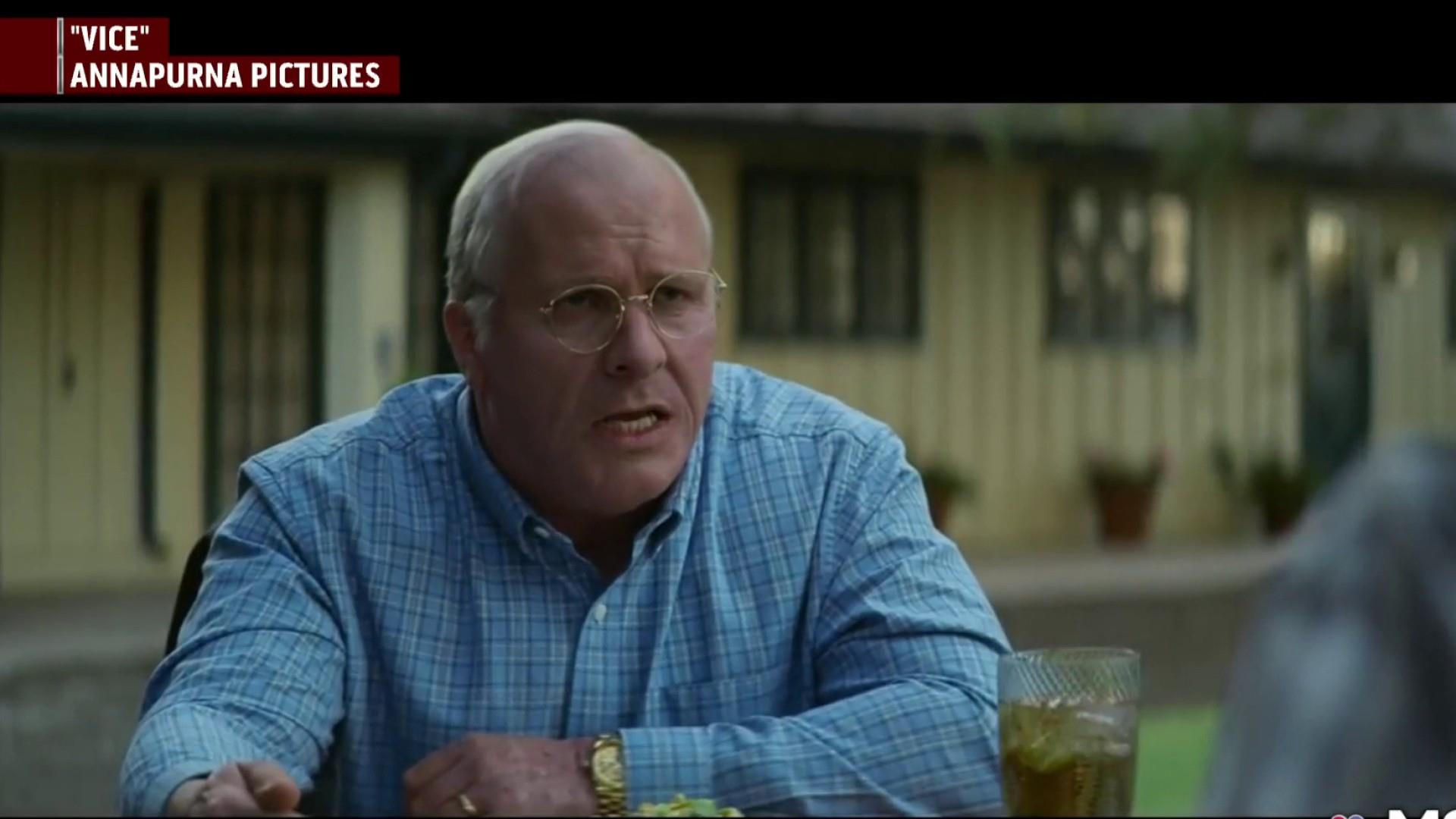 What 'Vice' gets right about Dick Cheney