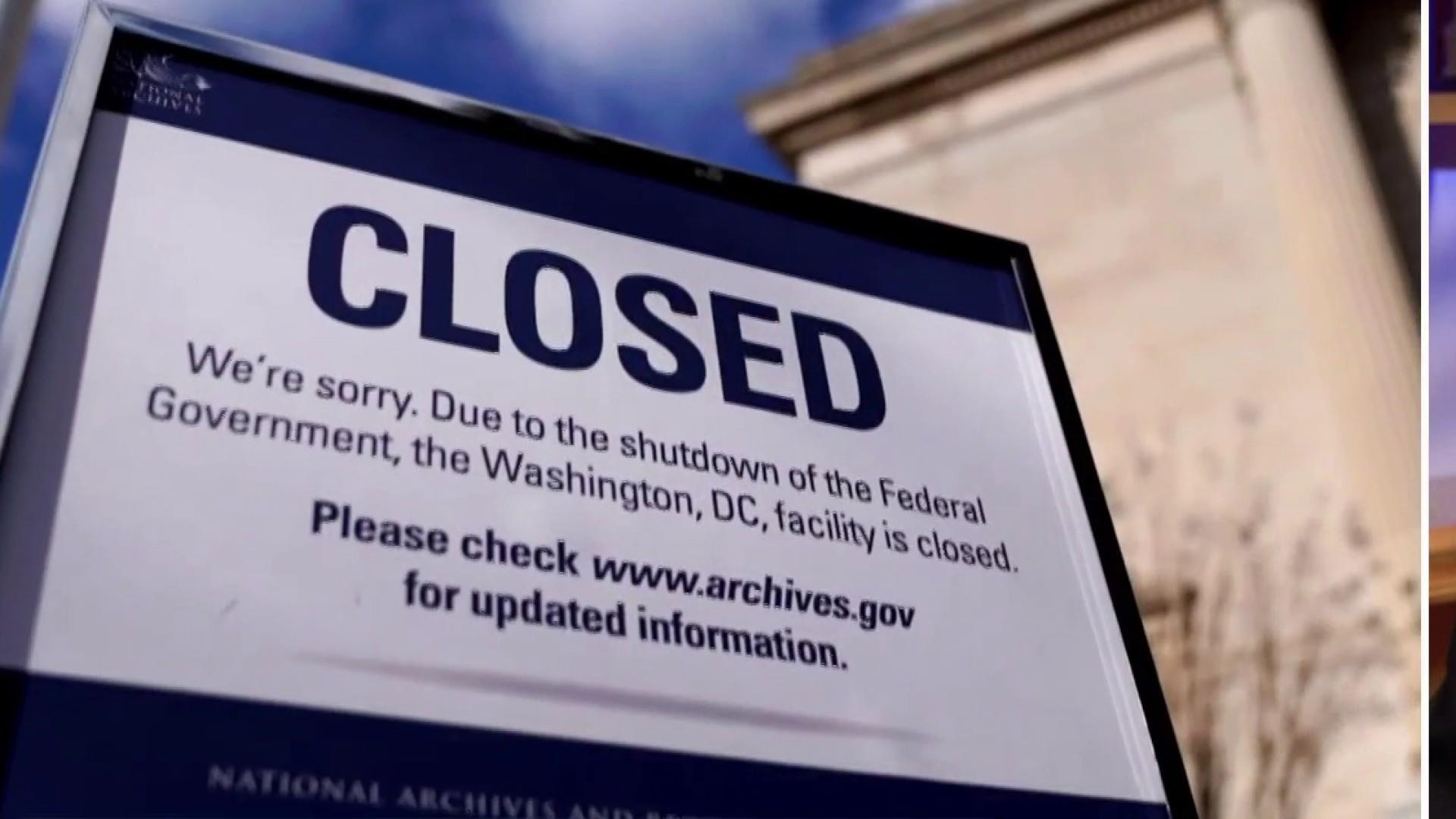 Combat vet: Veterans are 'terrified' by government shutdown