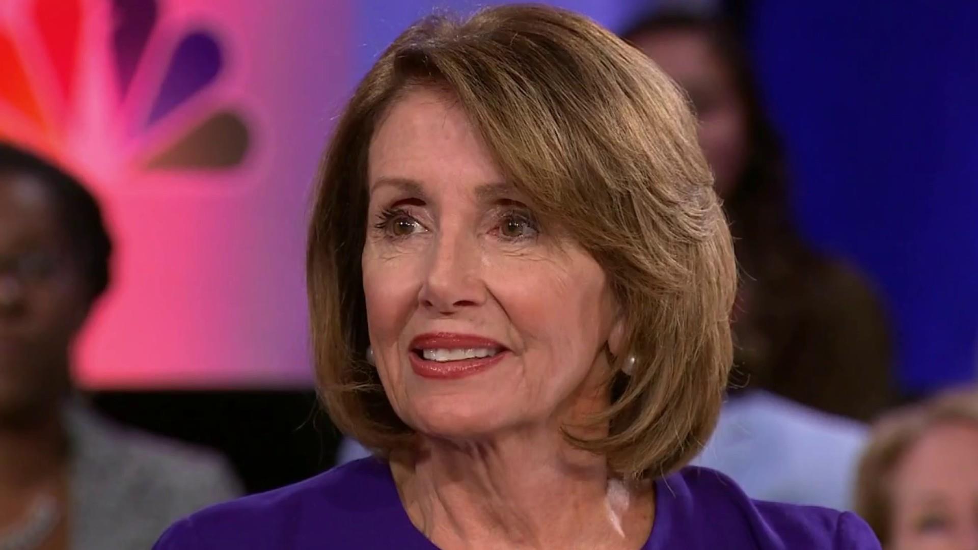 What Nancy Pelosi was like as a Trinity student