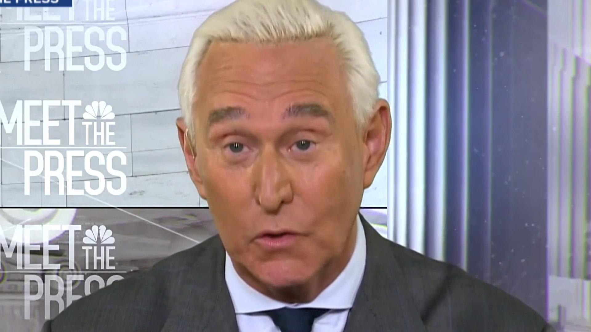Full panel: Will Roger Stone flip on President Trump?