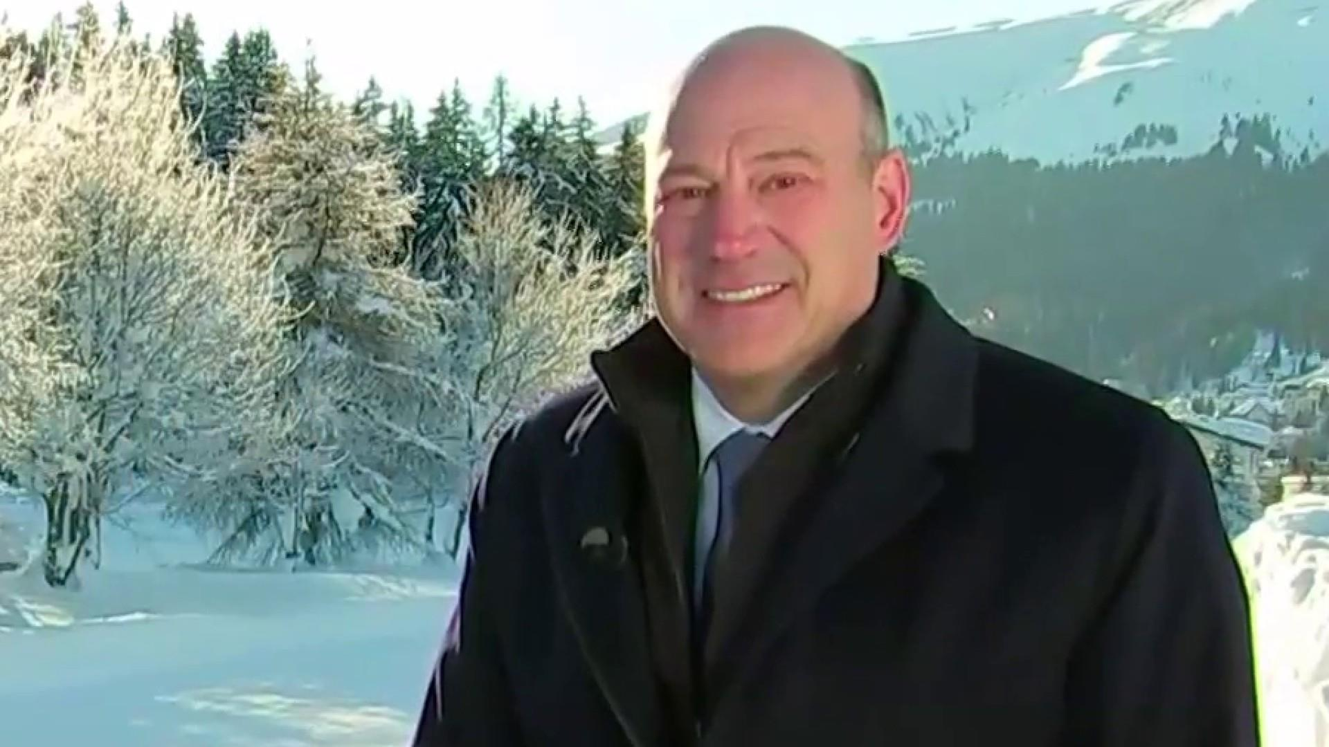 Gary Cohn: The Chinese aren't suffering, the U.S. consumer is