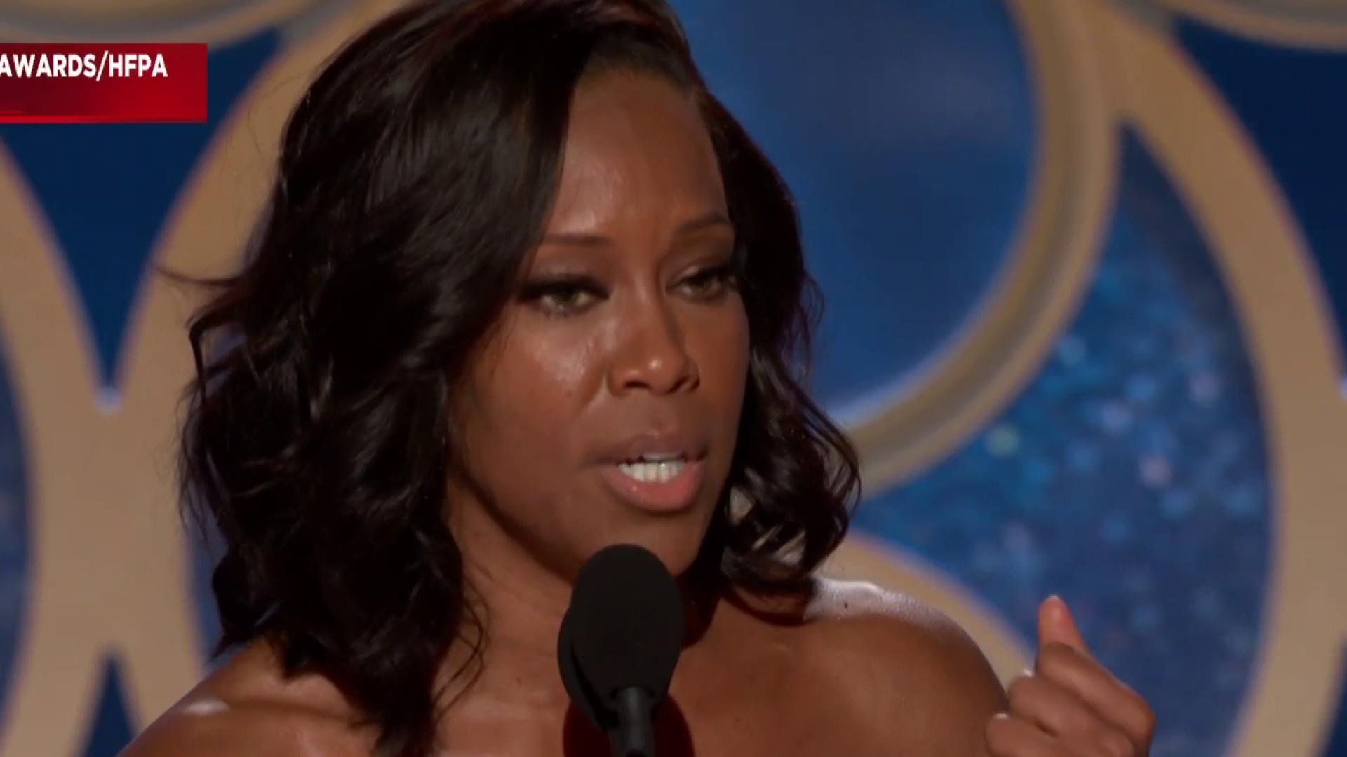 #GoodNewsRUHLES: Regina King challenges Hollywood to hire more women