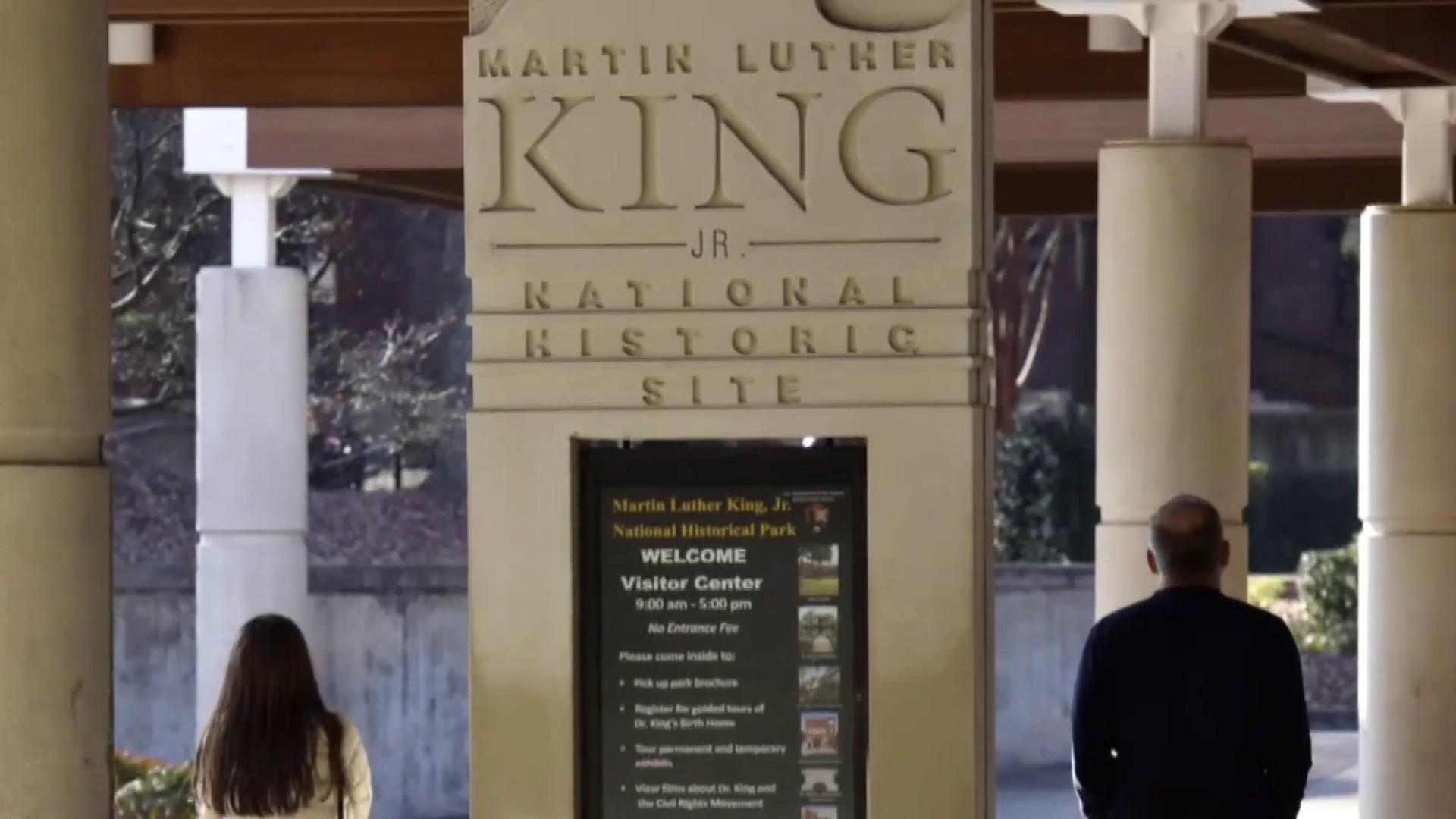 #GoodNewsRUHLES: Delta paying for MLK Nat'l Park to be open on MLK weekend