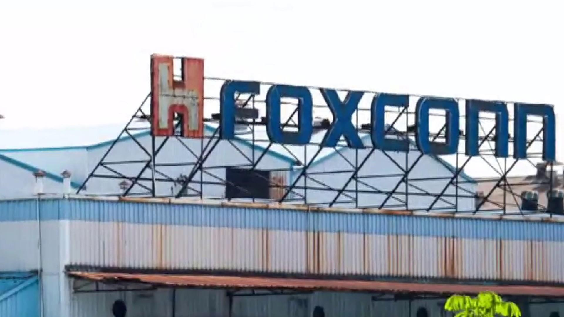 MPP: Foxconn scaling back plans on WI factory project