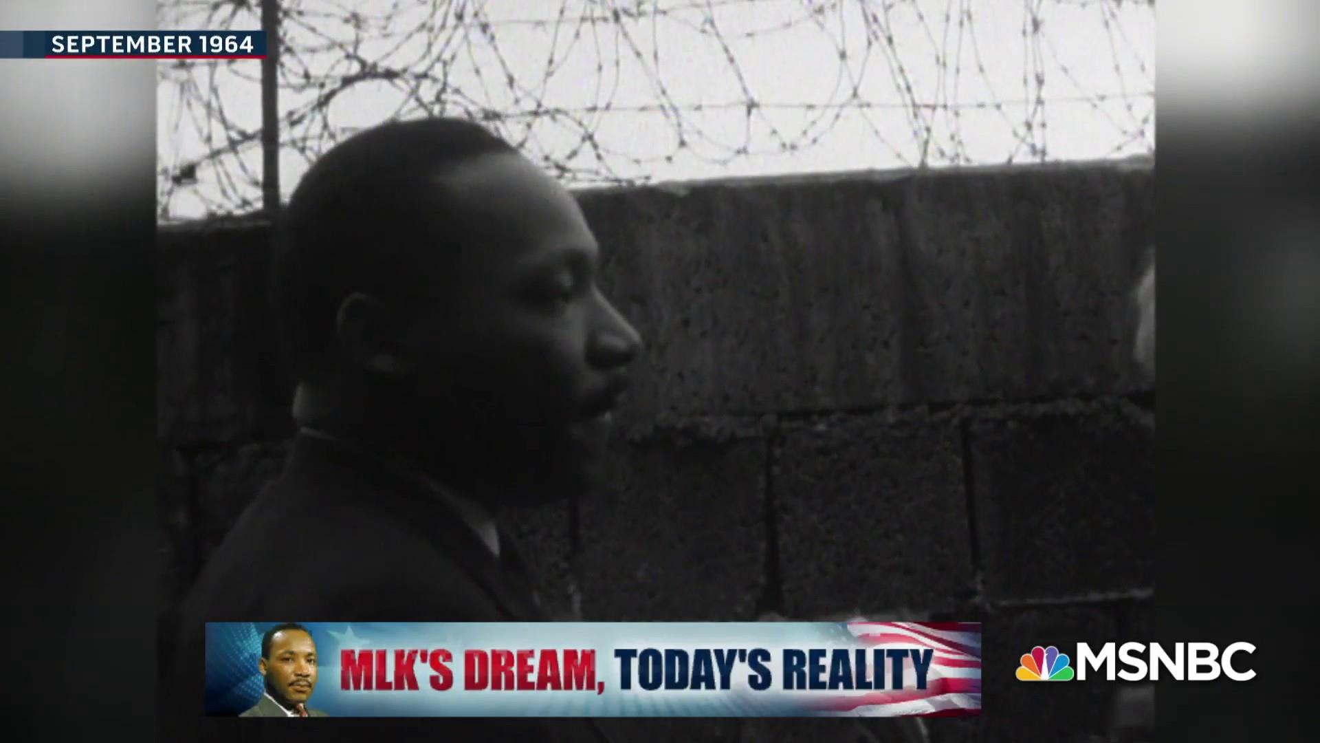 MLK's legacy in the Trump era