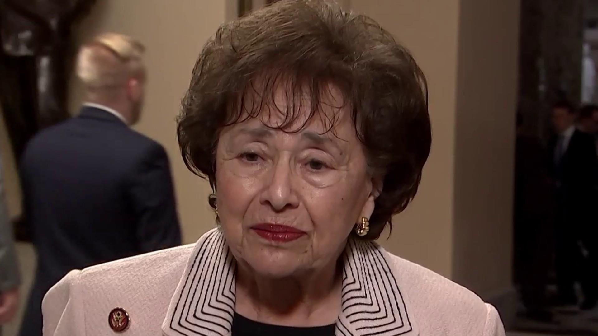 Rep. Lowey: You can't operate government by blackmail