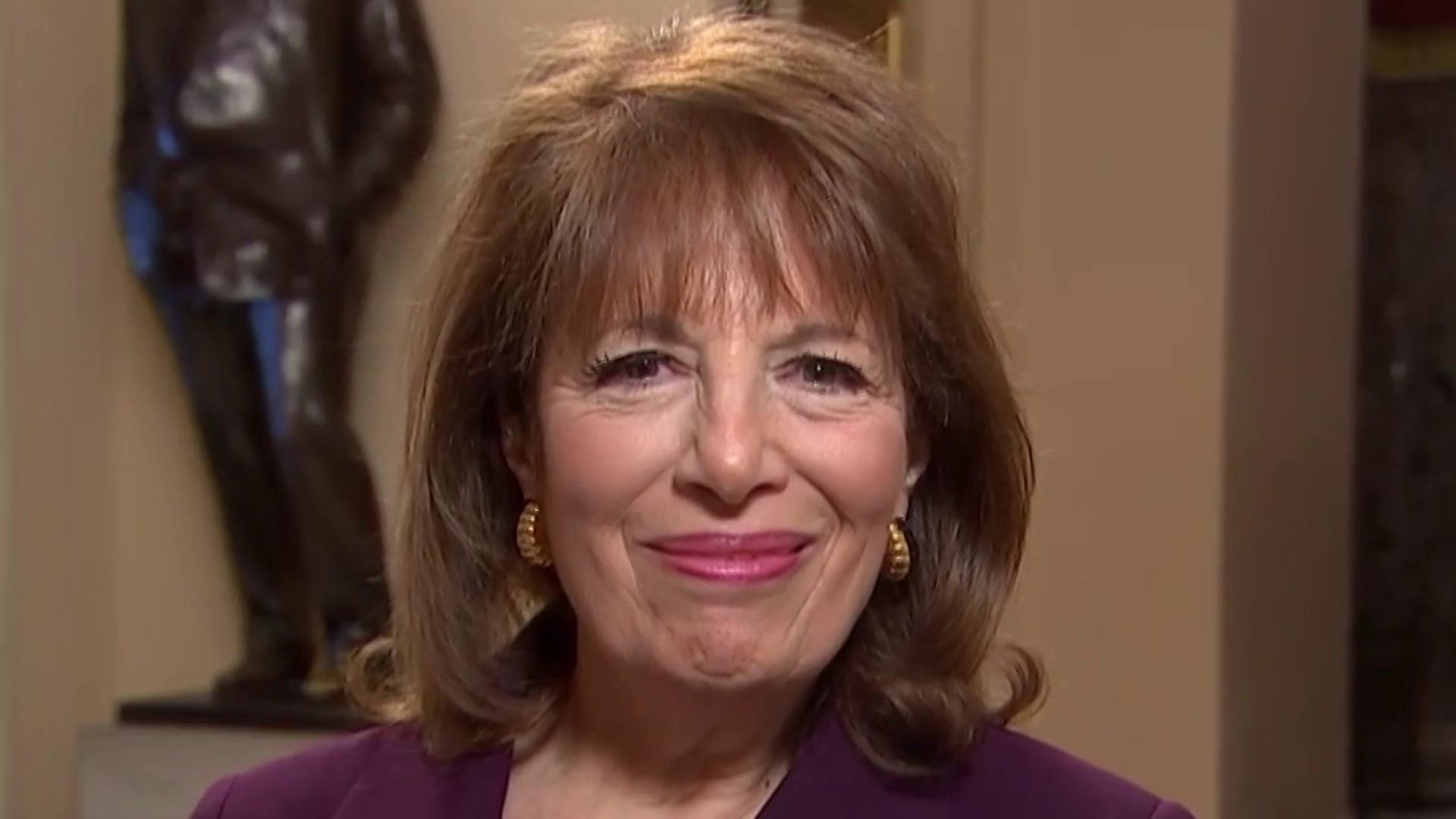 Rep. Speier: 'I'm unsure' if having Roger Stone testify before House Intel. would be worth it
