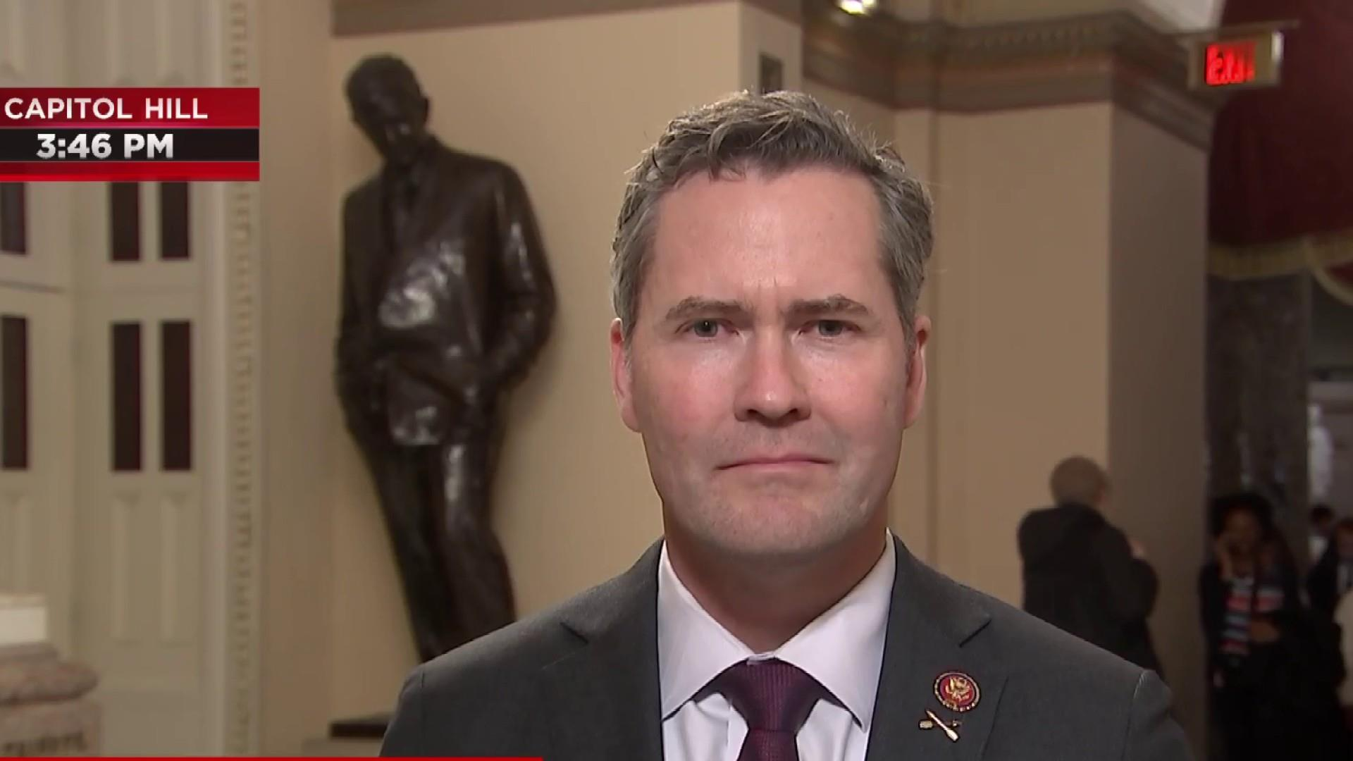 GOP Rep. Waltz: You can't reach a compromise if you don't talk
