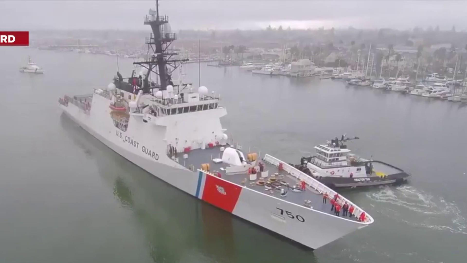 The U.S. Coast Guard is suffering from the shutdown