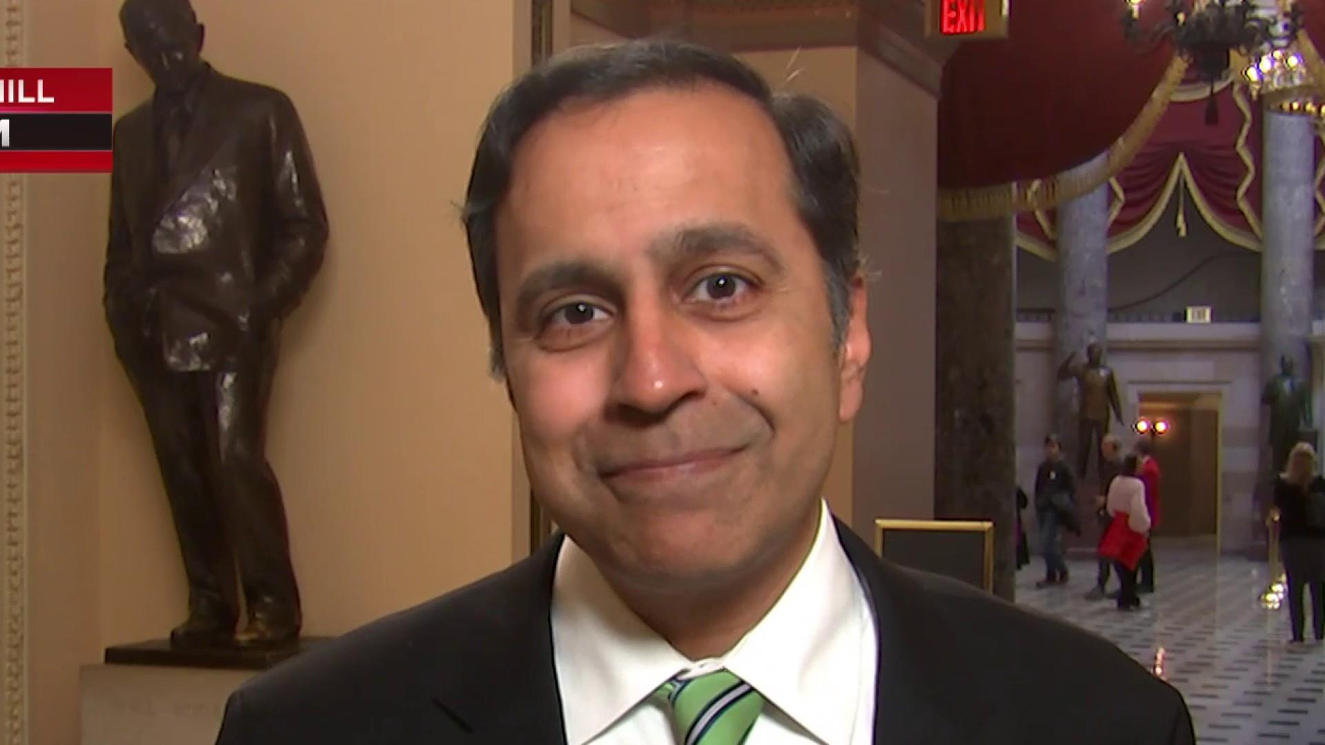 Rep. Krishnamoorthi (D-IL) on the shutdown and the Mueller probe