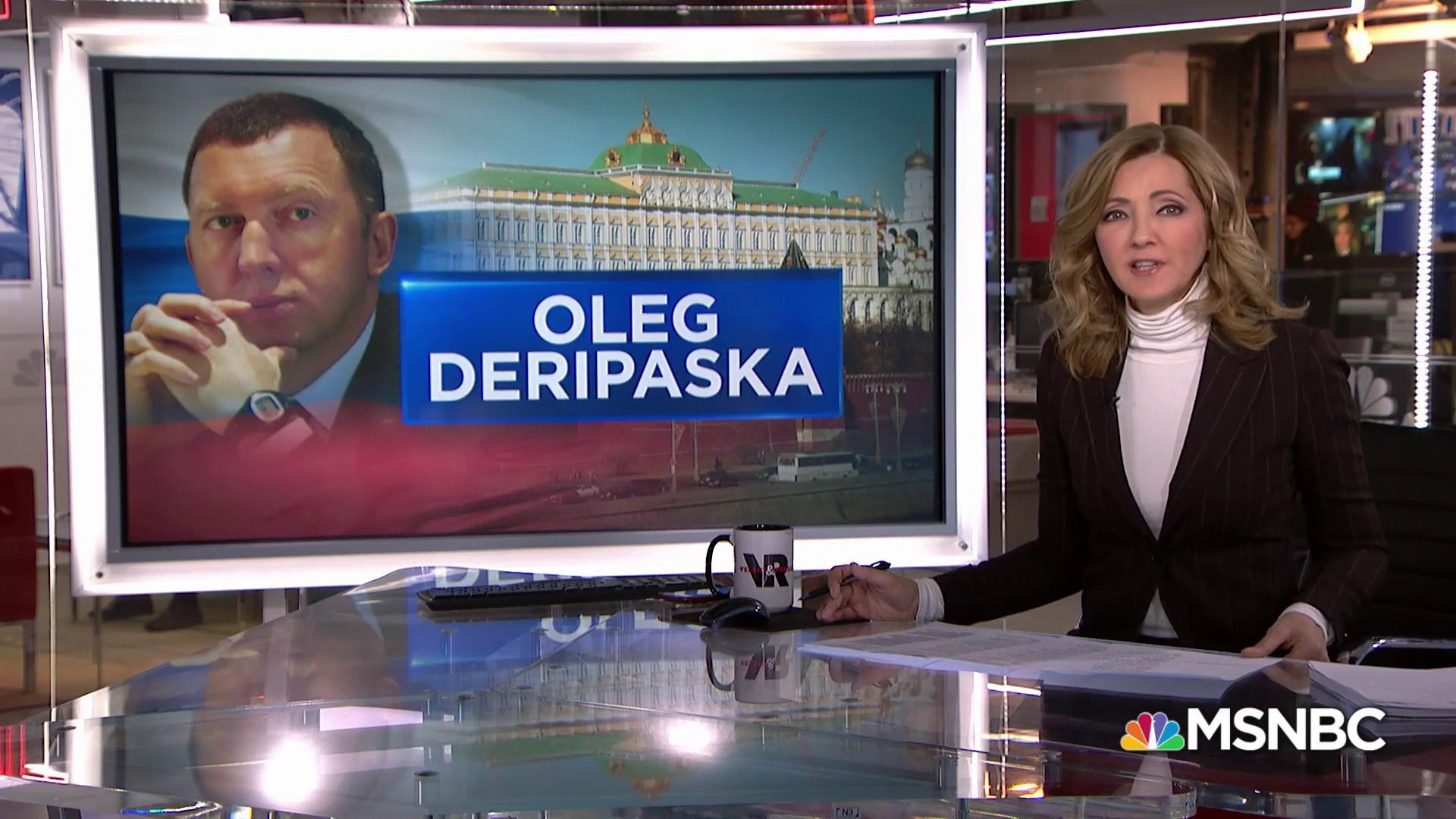 Who is Oleg Deripaska?