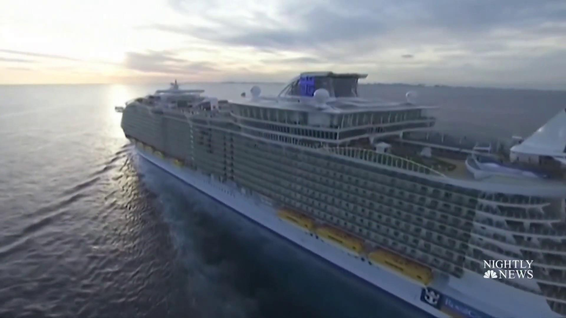Nearly 500 people are now sick on Royal Caribbean cruise ship